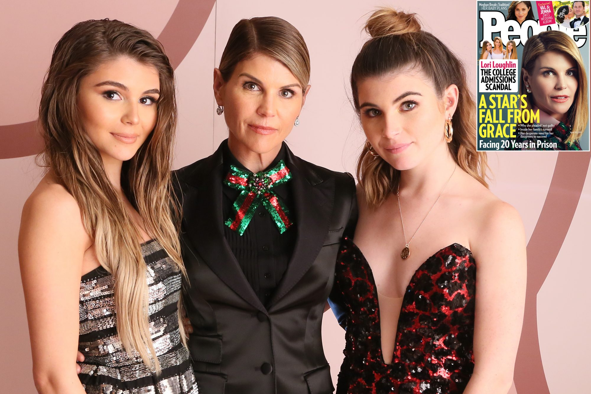 Lori Laughlin Olivia jade giannulli and Isabella rose giannulli