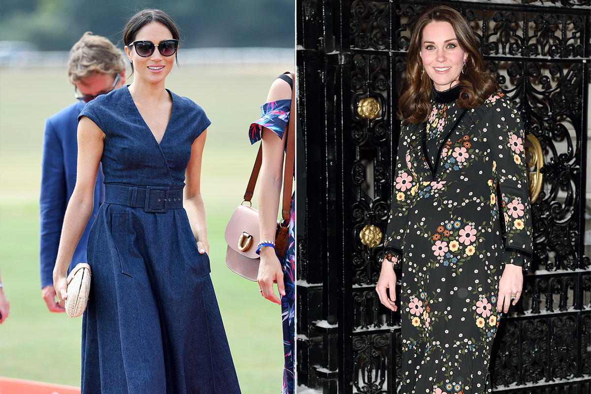 Rent the Runway; meghan markle, kate middleton