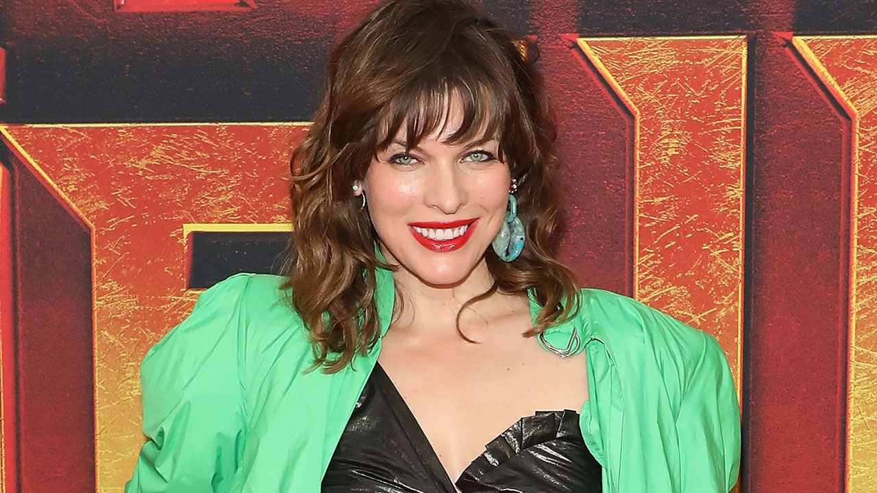 Milla Jovovich's 'Hellboy' Accent Was Inspired by 'Game of Thrones'