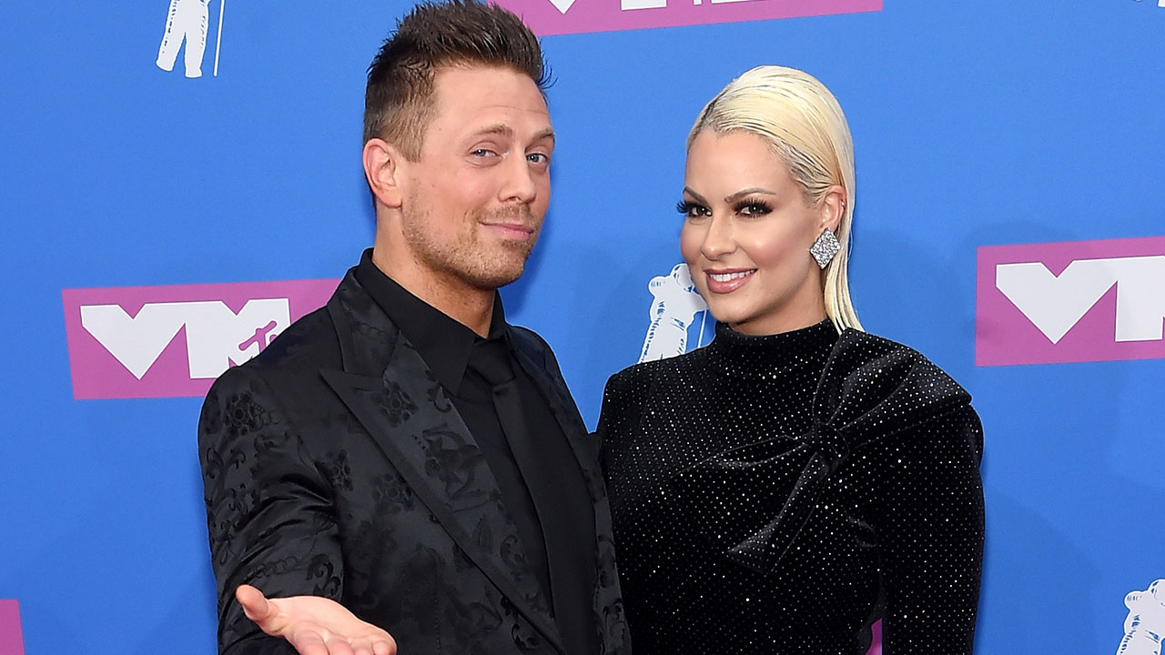 Mike 'The Miz' Mizanin Reveals How Wife Maryse Told Him She's Pregnant