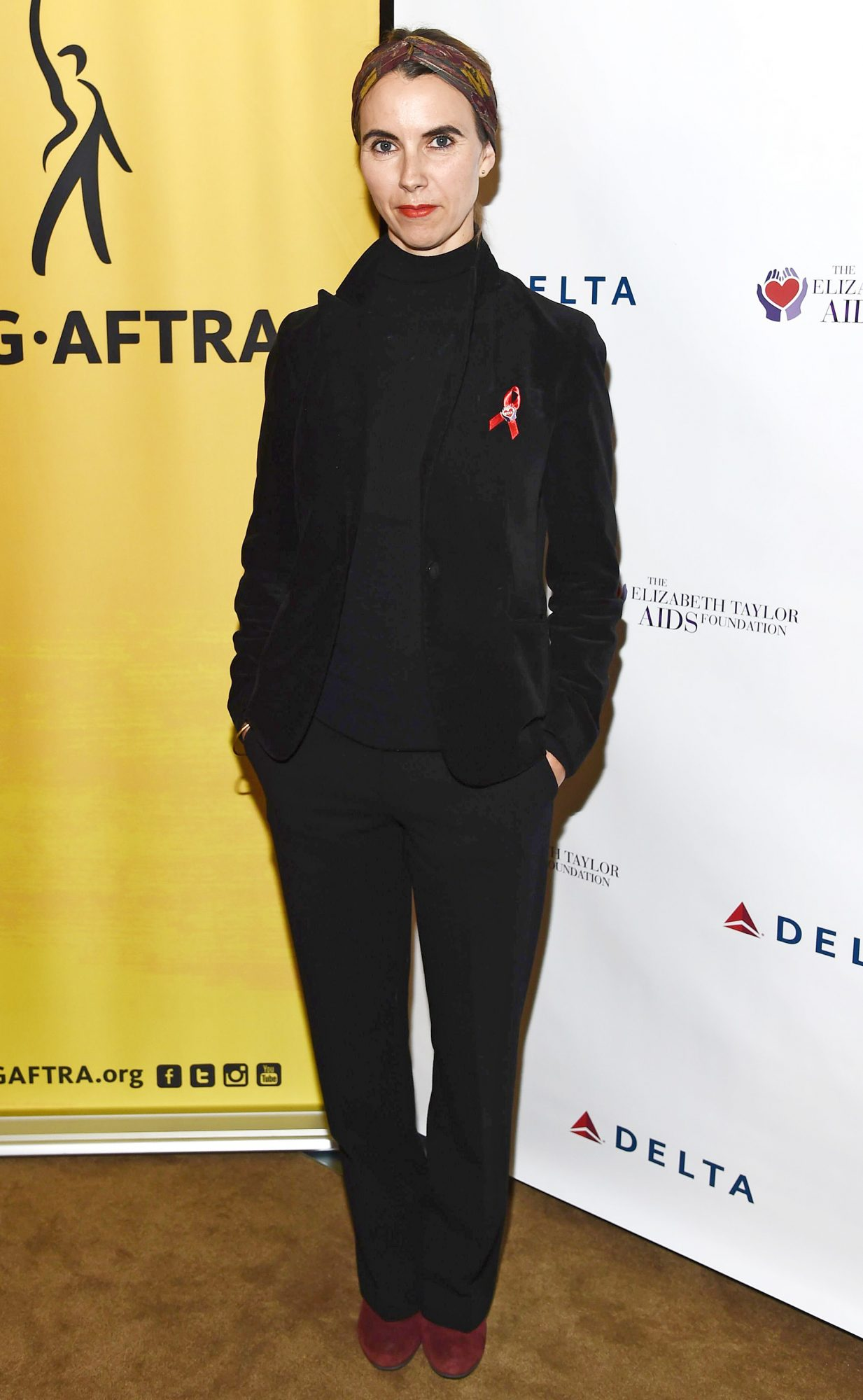 SAG-AFTRA and The Elizabeth Taylor AIDS Foundation's World AIDS Day Panel, Los Angeles, USA - 30 Nov 2016