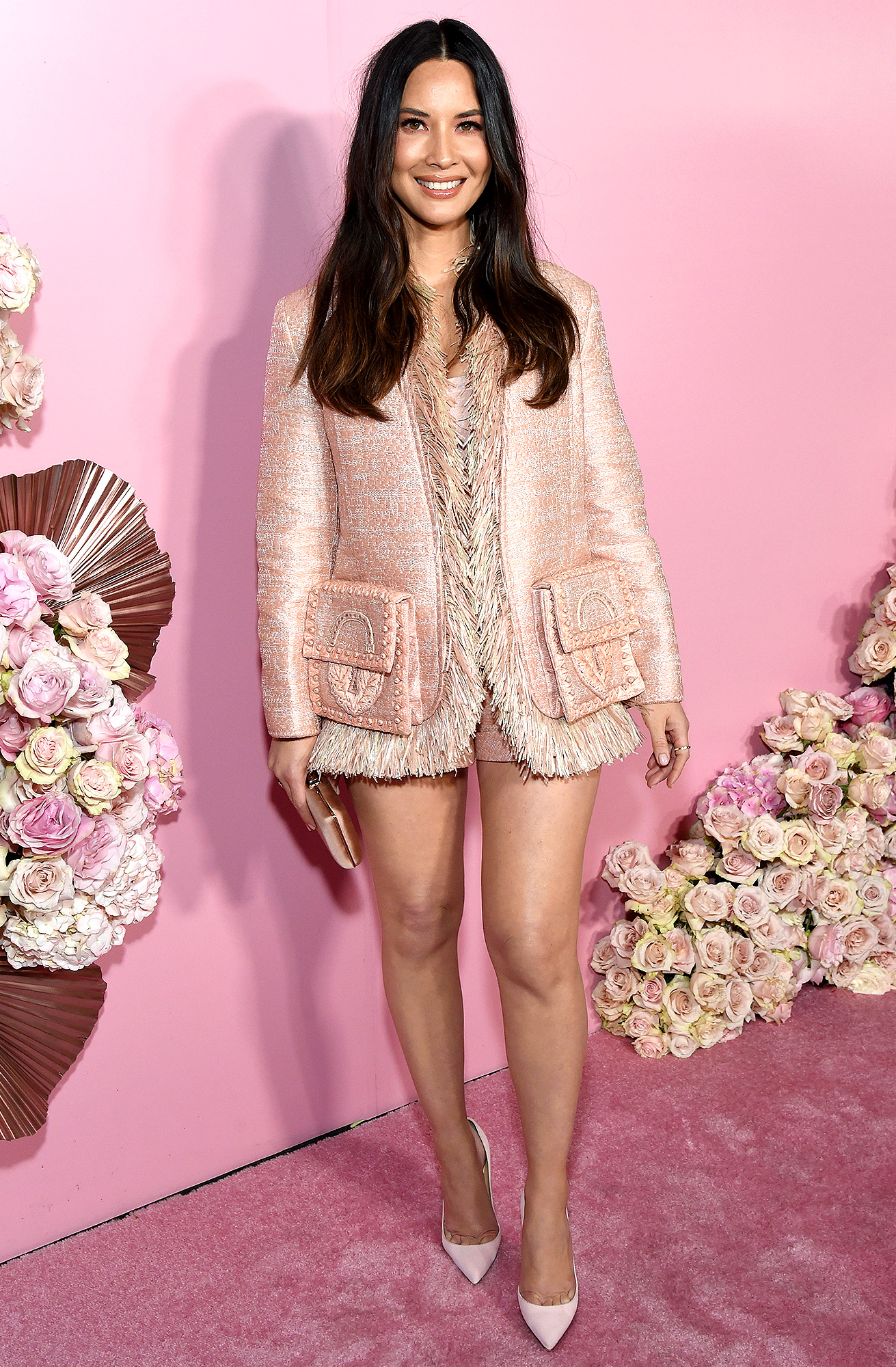 Patrick Ta Celebrates The Launch Of Major Glow With Moët & Chandon Living Ties Rosé Impérial In LA