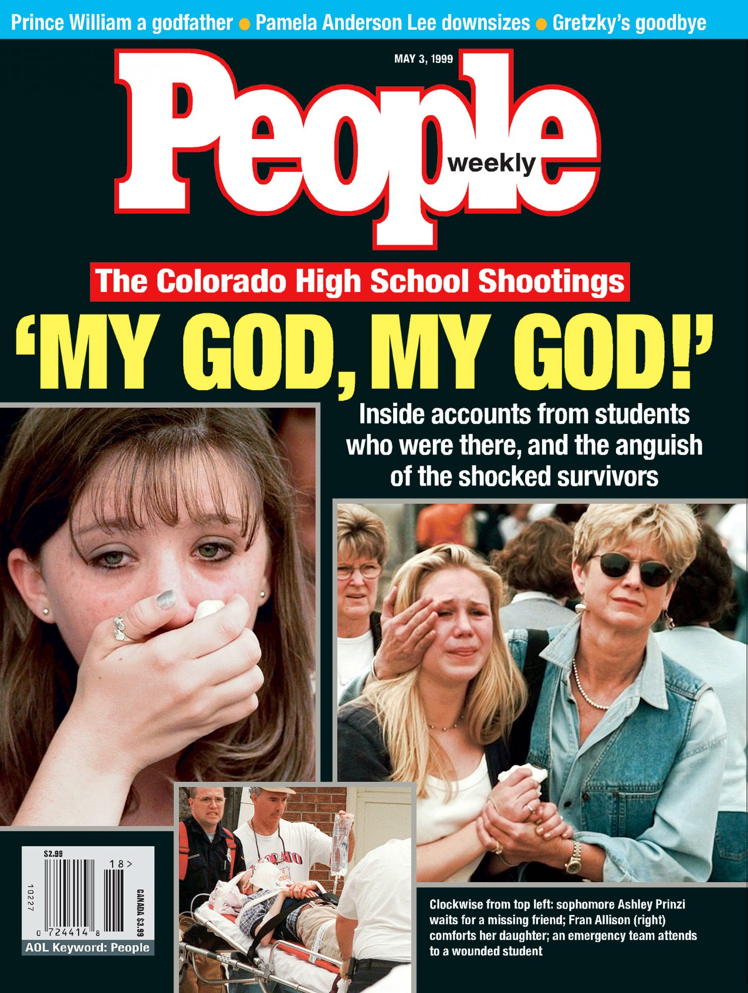 People cover Columbine May 3 1999
