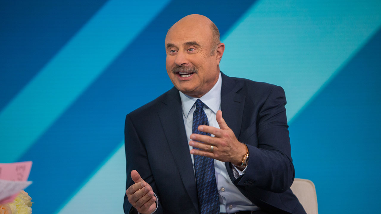 Dr. Phil Weighs In On College Admissions Scandal: 'I Think It's Bragging Rights'