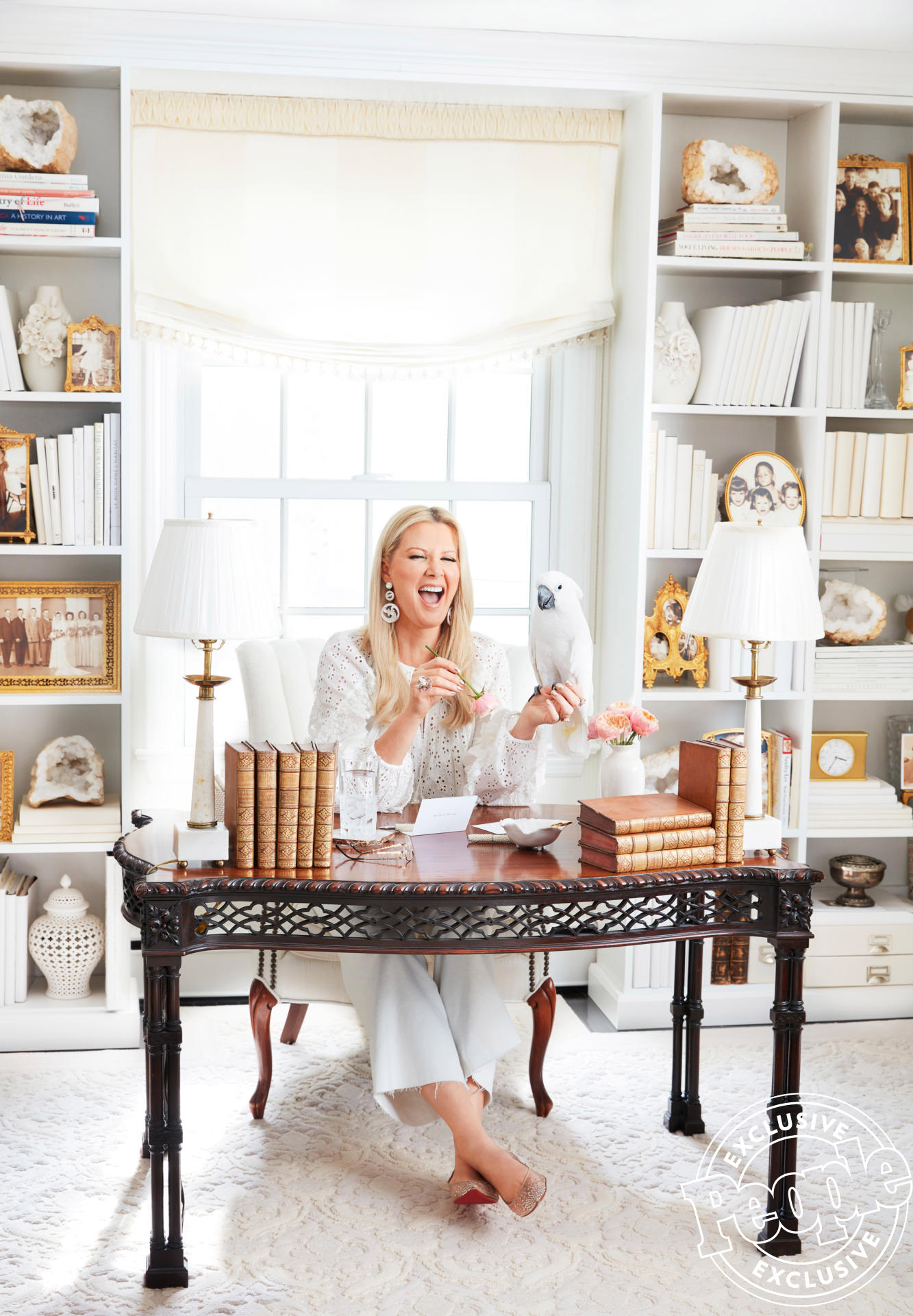 At Home with Sandra Lee