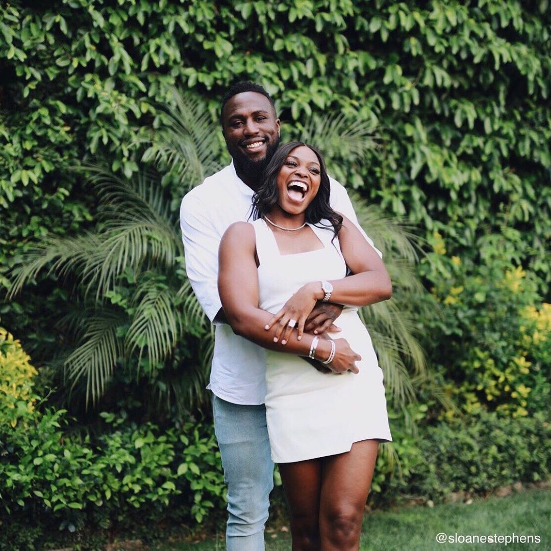 Sloane Stephens and Jozy Altidore Engaged
