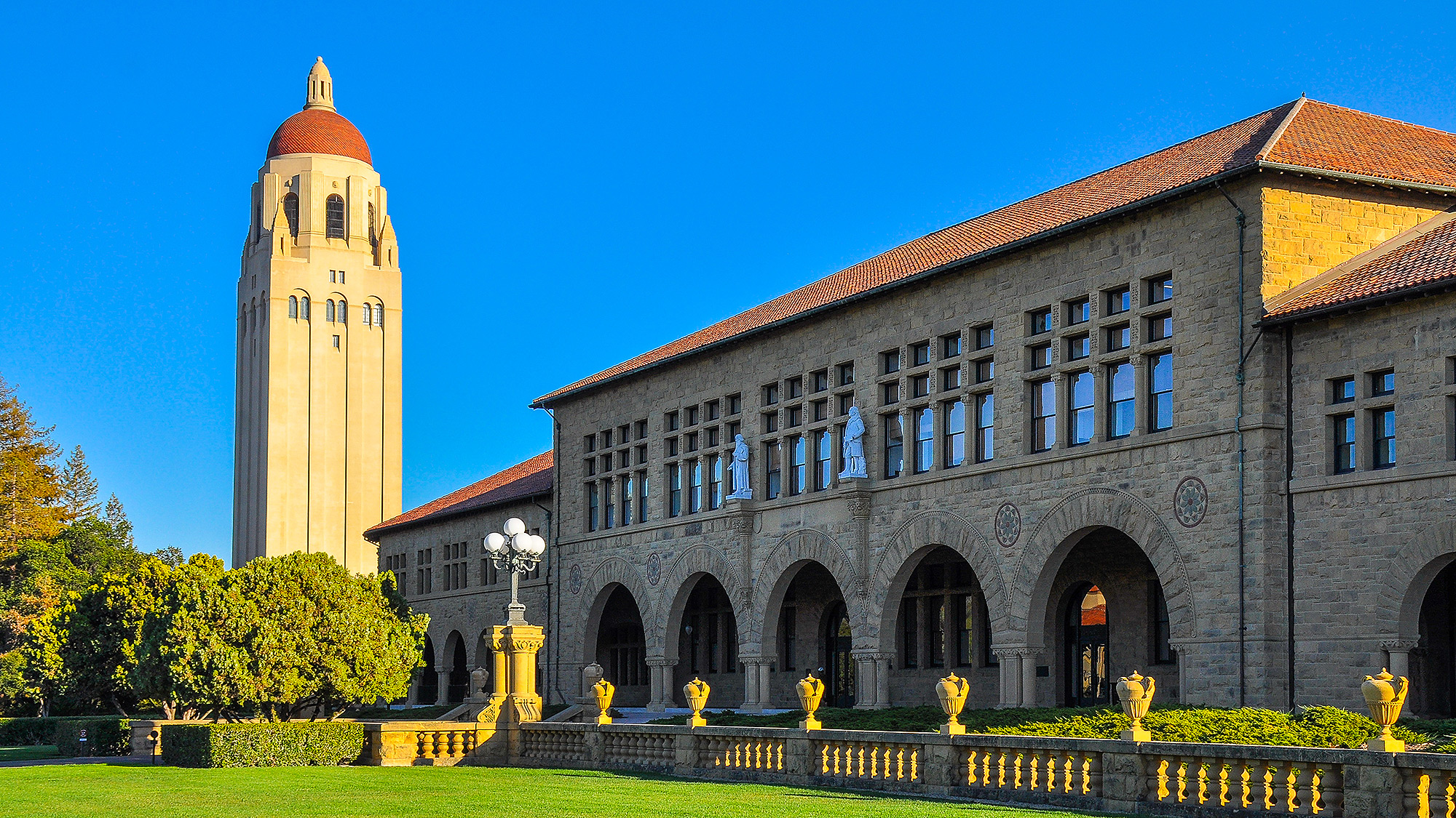 Hoover Tower, Stanford University, Palo Alto, CA