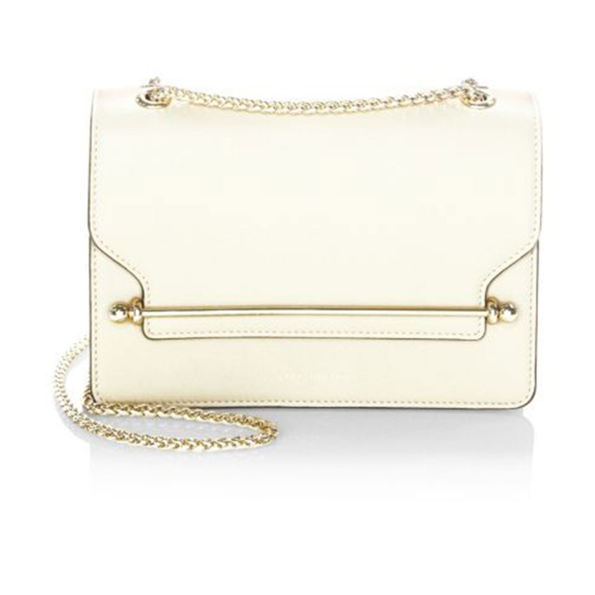 White crossbody bag from Strathberry at Saks Fifth Avenue