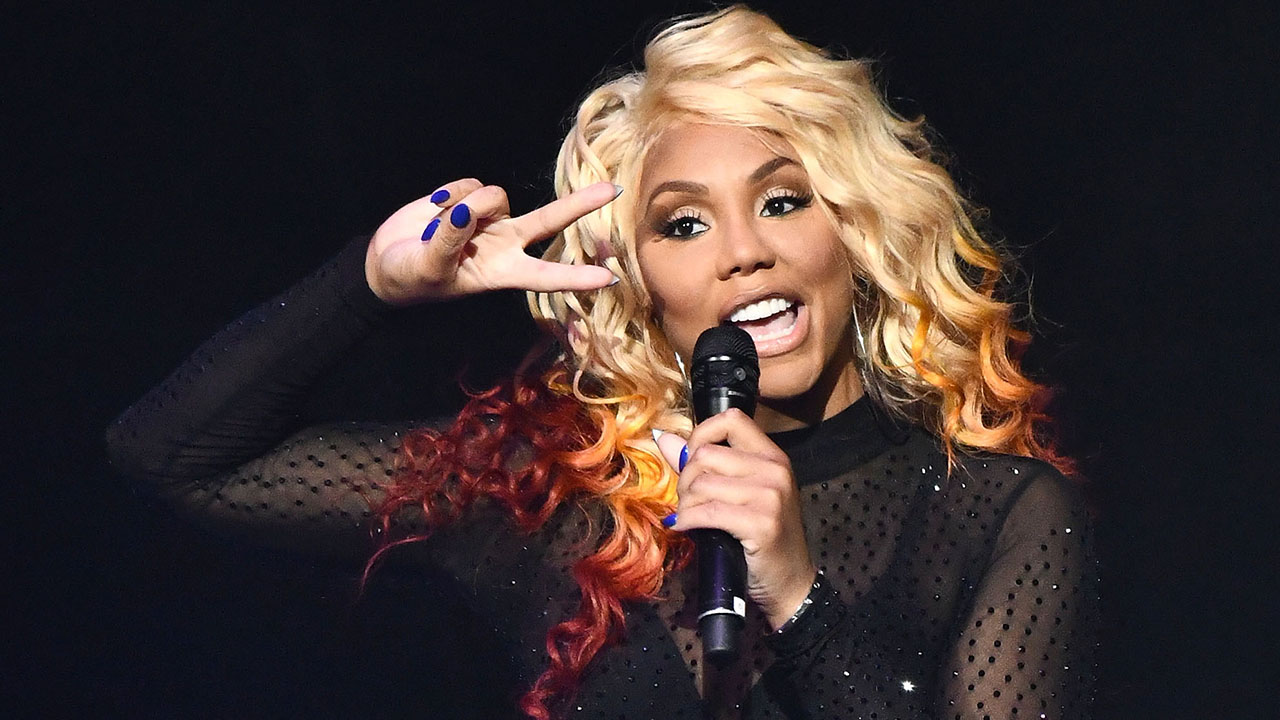 Tamar Braxton Says She's 'Scared' to Show Skin on Kandi Buress' 'Dungeon Tour'