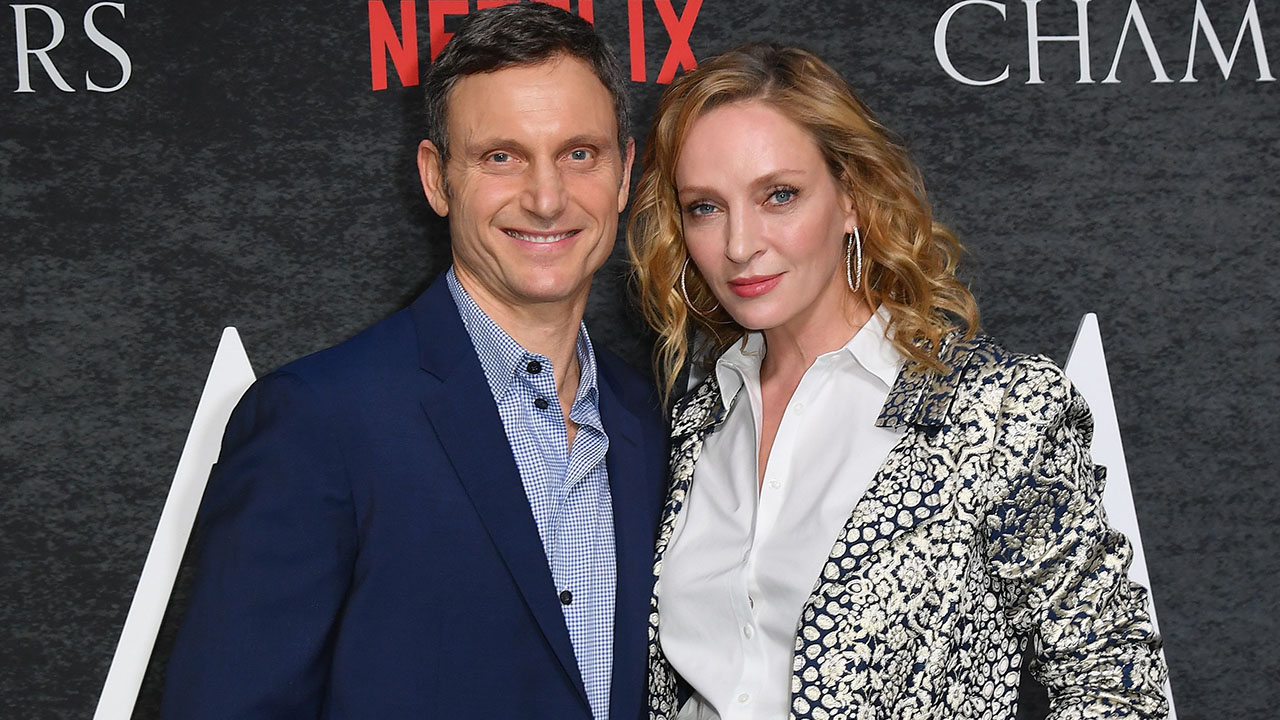 Tony Goldwyn and Uma Thurman Were 'Kinda Going Through It' While Playing Grieving Parents in 'Chambers'