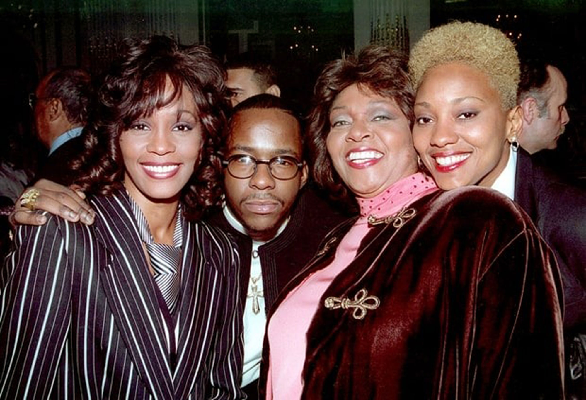 Whitney Houston S Mother Expresses Horror Over Claim Singer Was Molested People Com