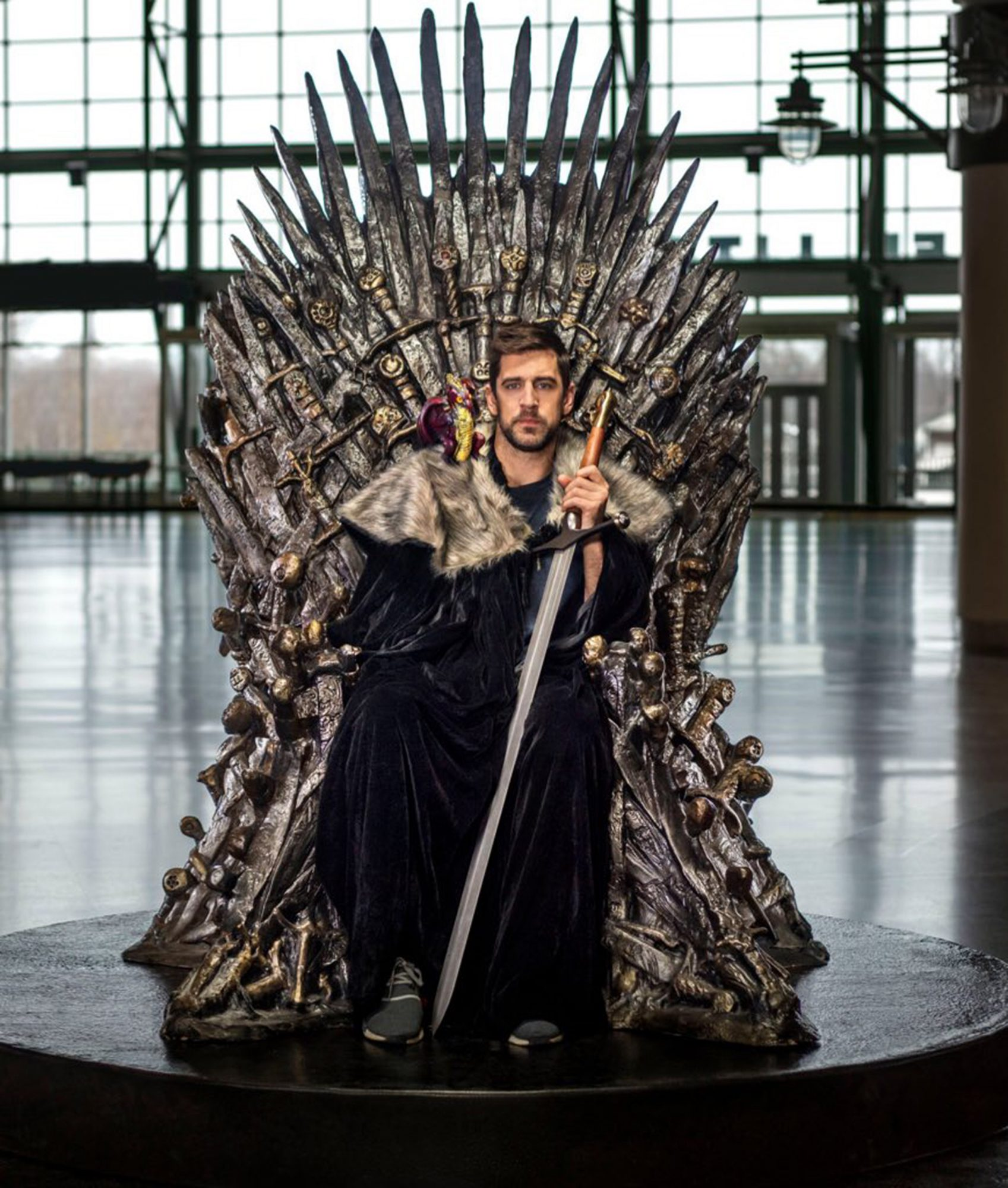 Game of Thrones Aaron Rodgers