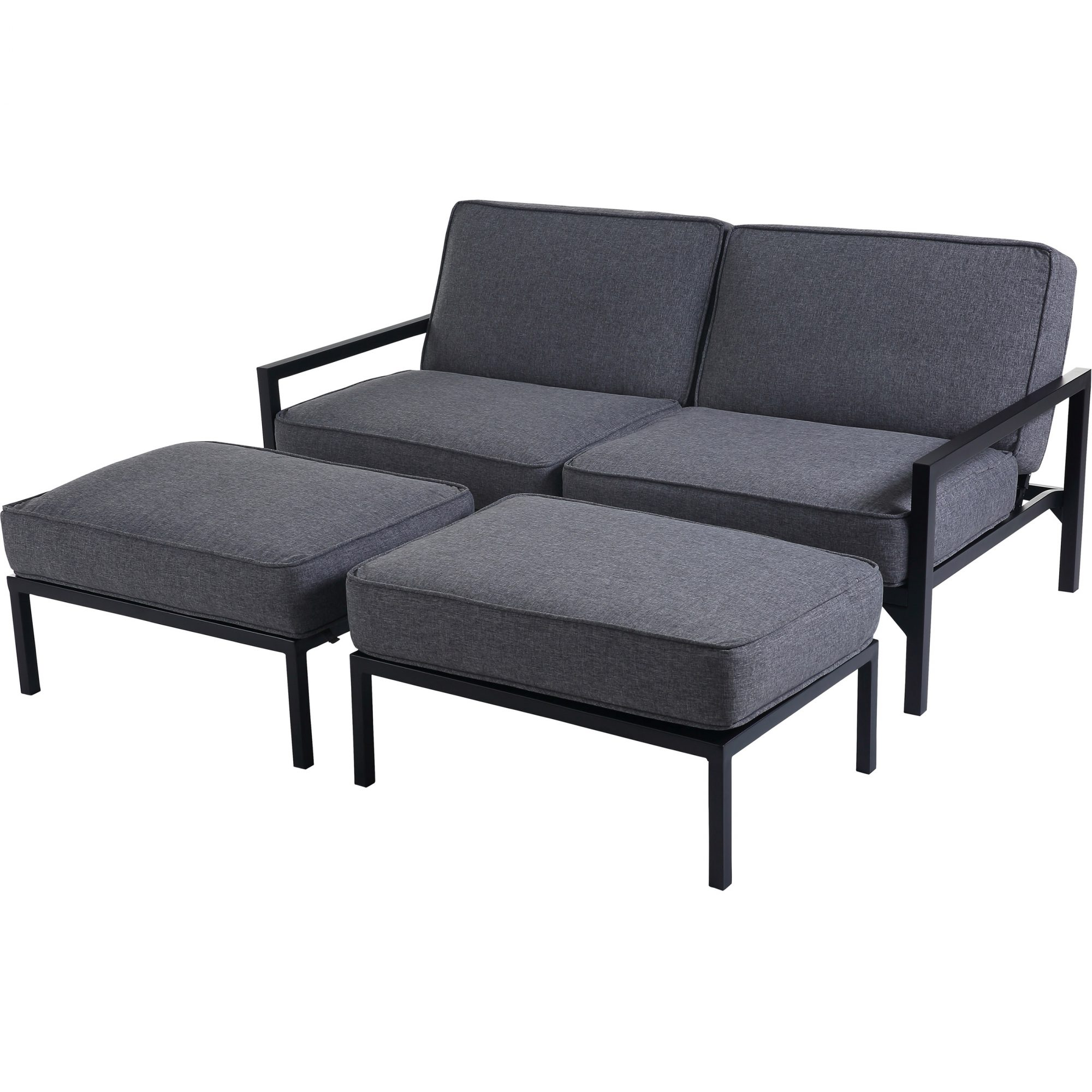 Provide lounge-worthy seating