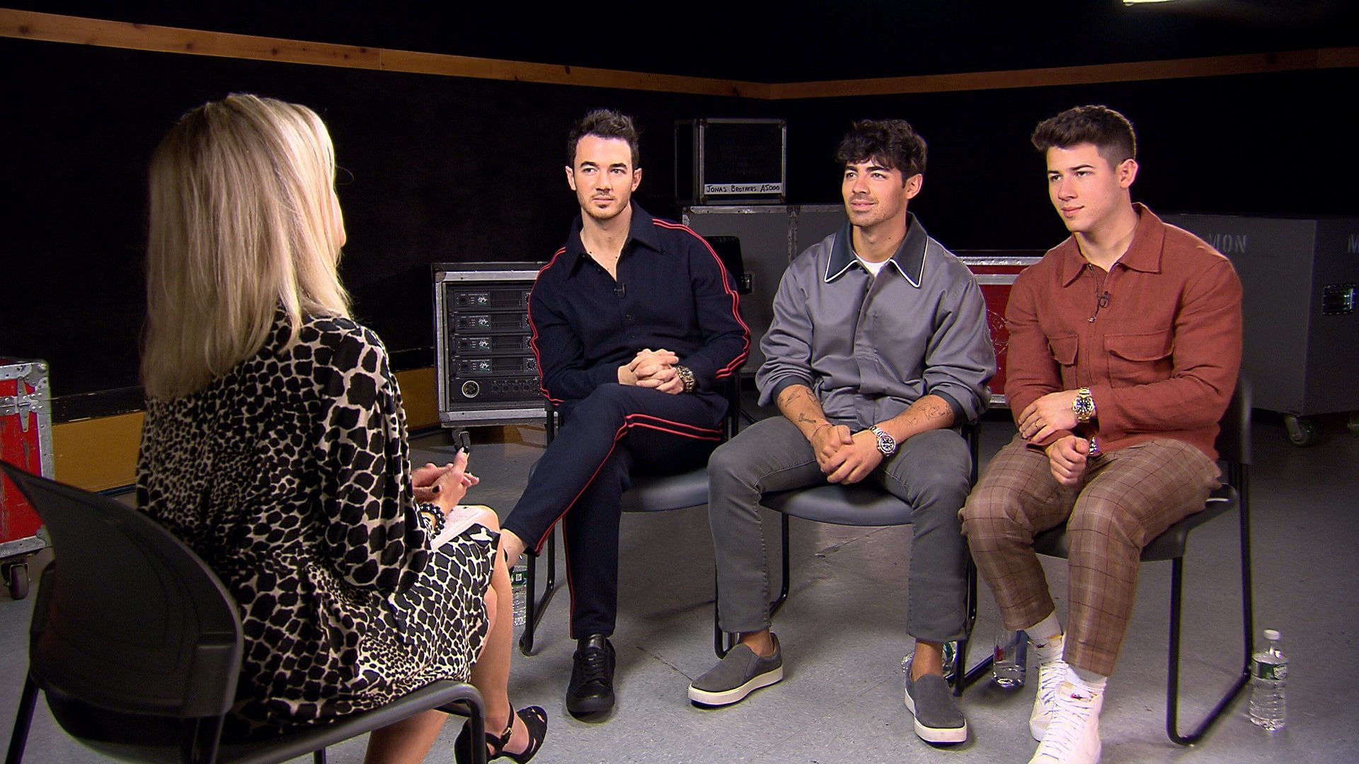 The Jonas brothers on - CBS Sunday Morning