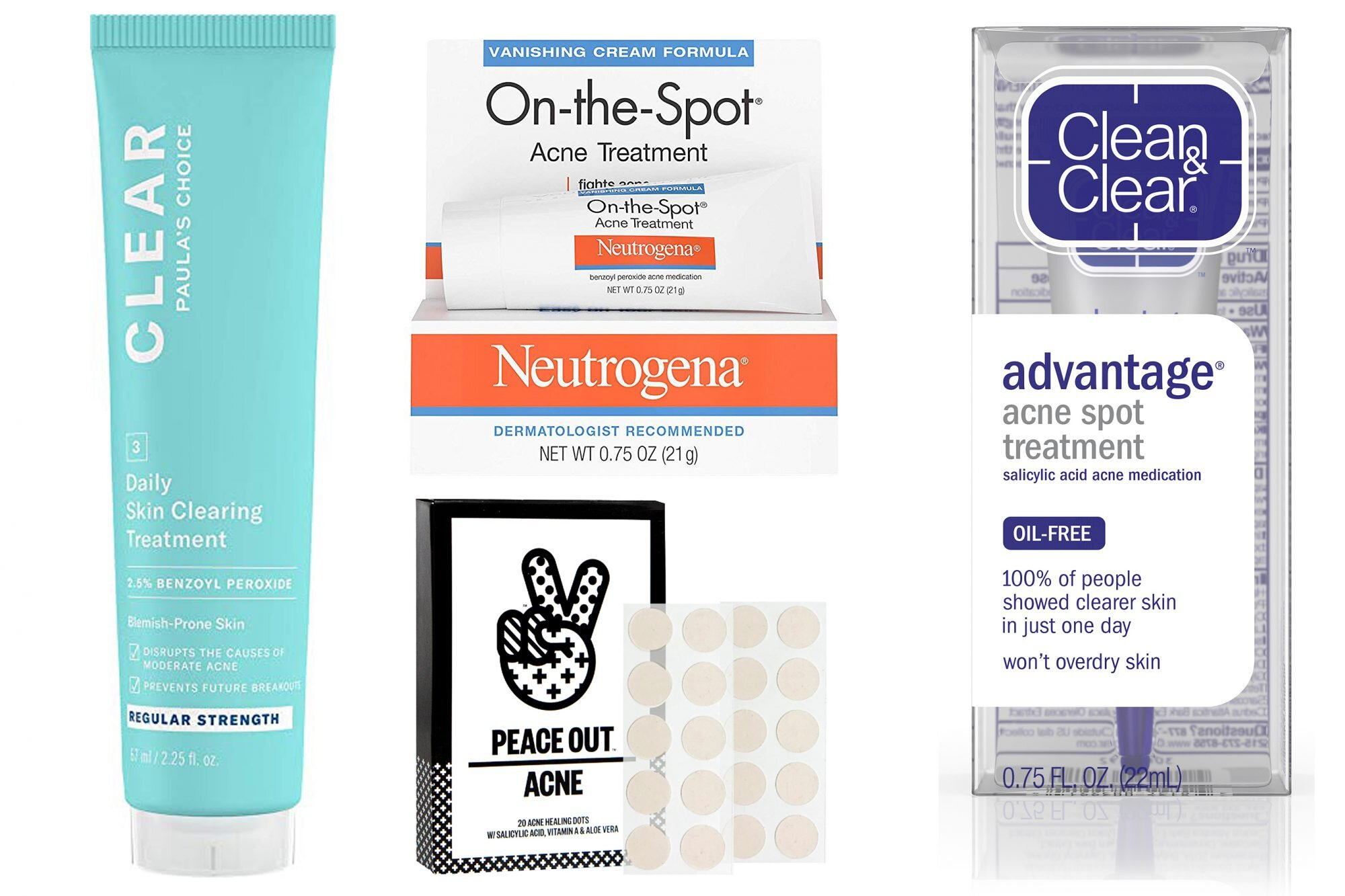 6 Best Acne Spot Treatments According To Dermatologists People Com