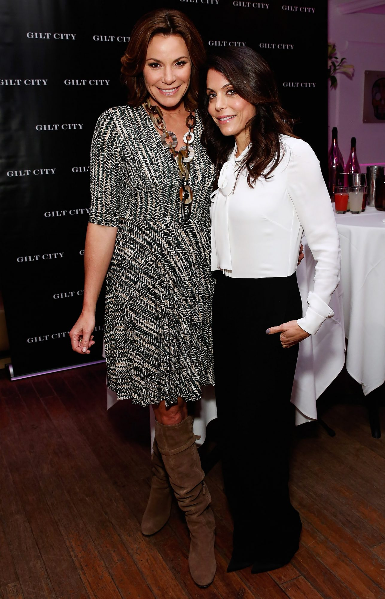 "Gilt City Celebrates The Launch Of Bethenny Frankel's ""Skinnygirl Cocktails: 100 Fun & Flirty Guilt-Free Recipes"" Book"