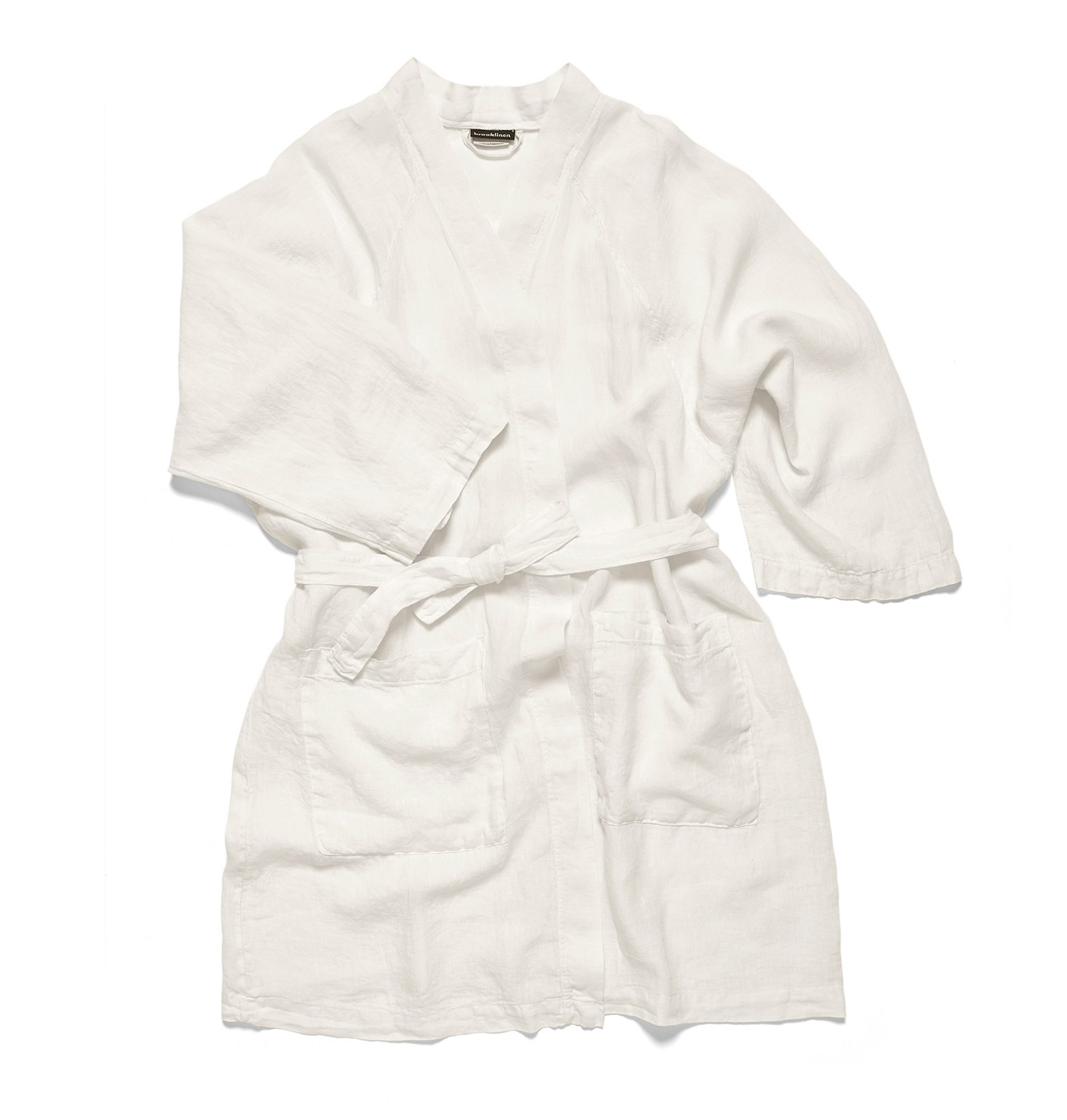 Linen Robe from Brooklinen
