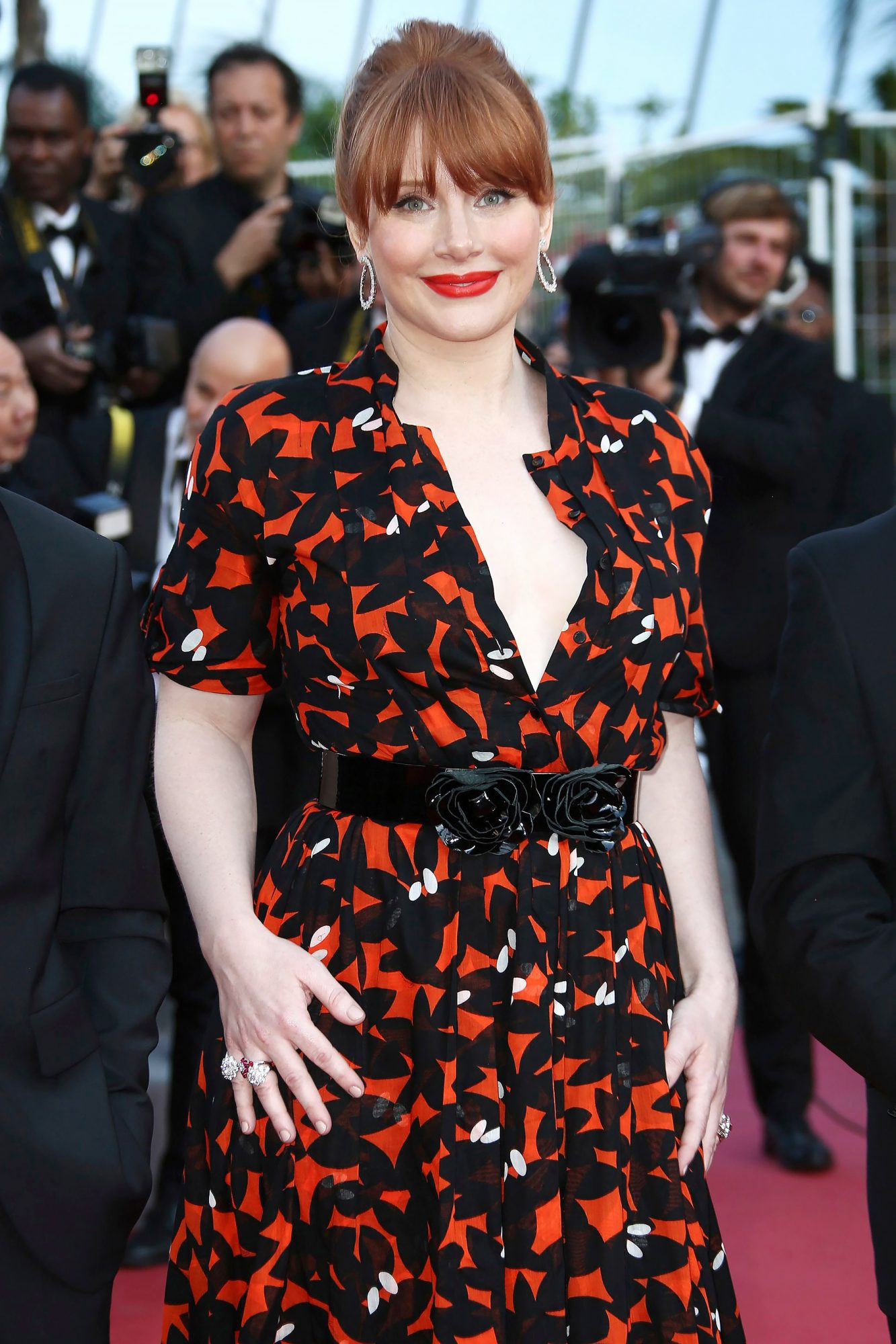 Bryce Dallas Howard Cannes