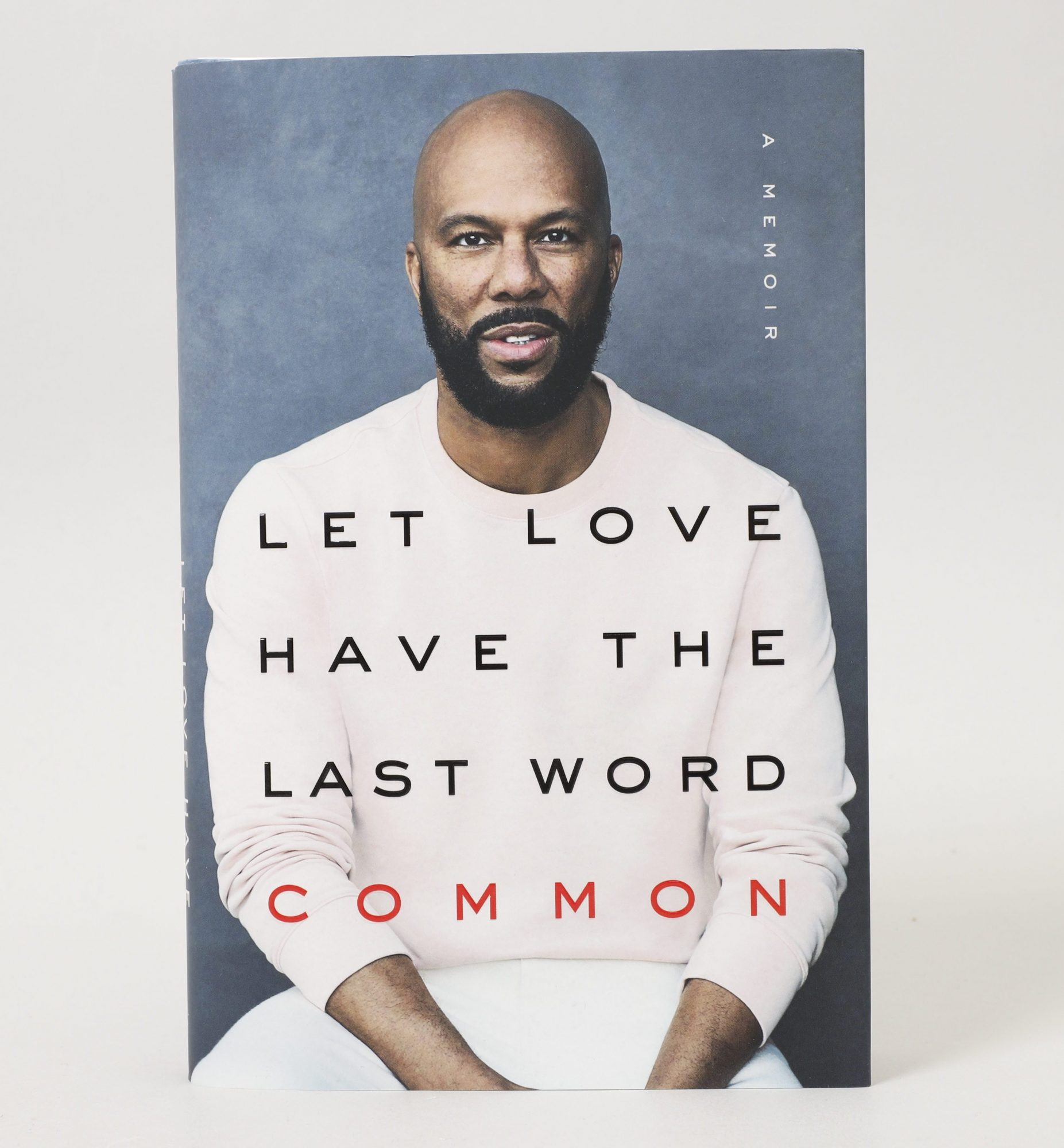 Book Let Love Have The Last Word by Common