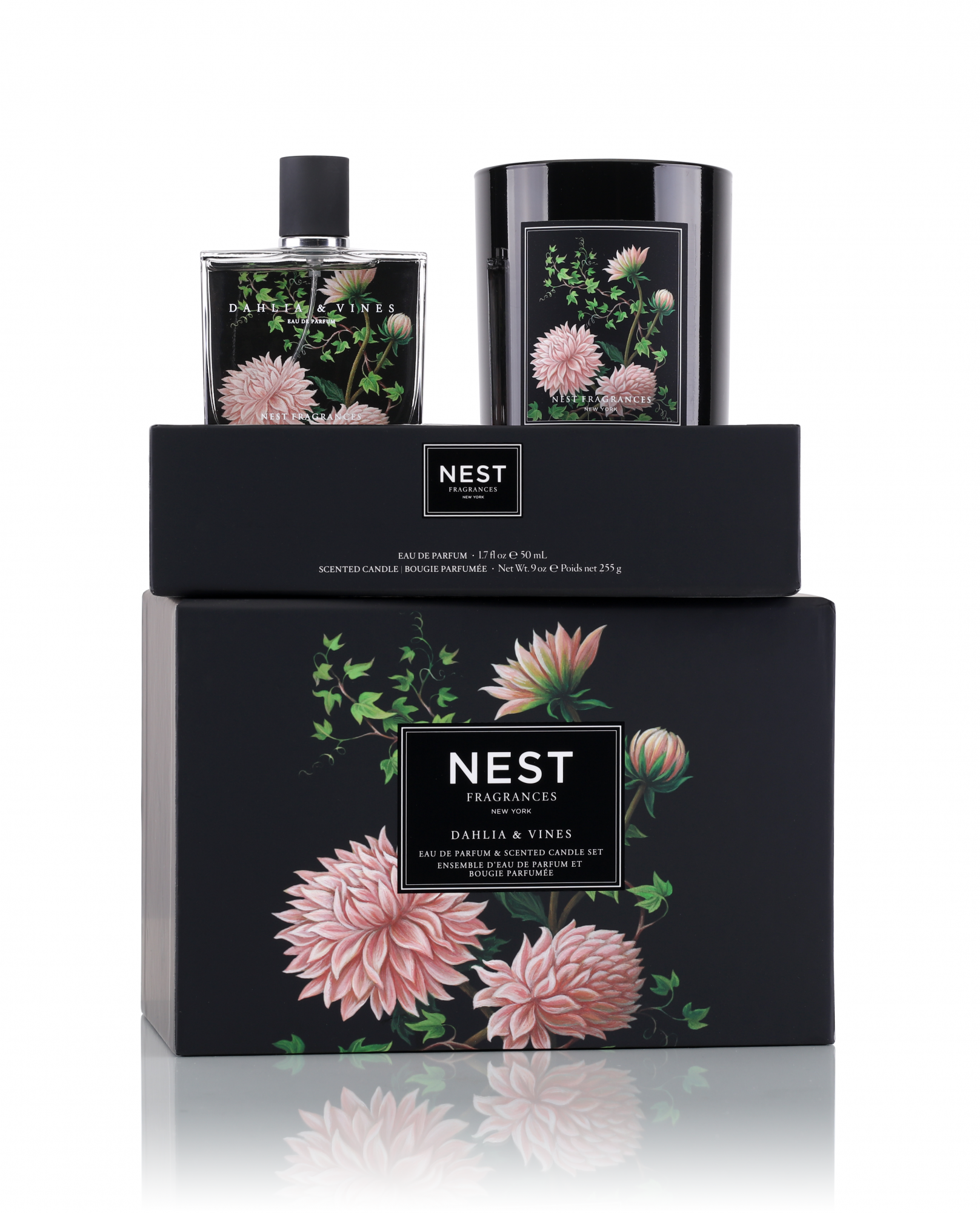 Nest Candle & Fragrance Set