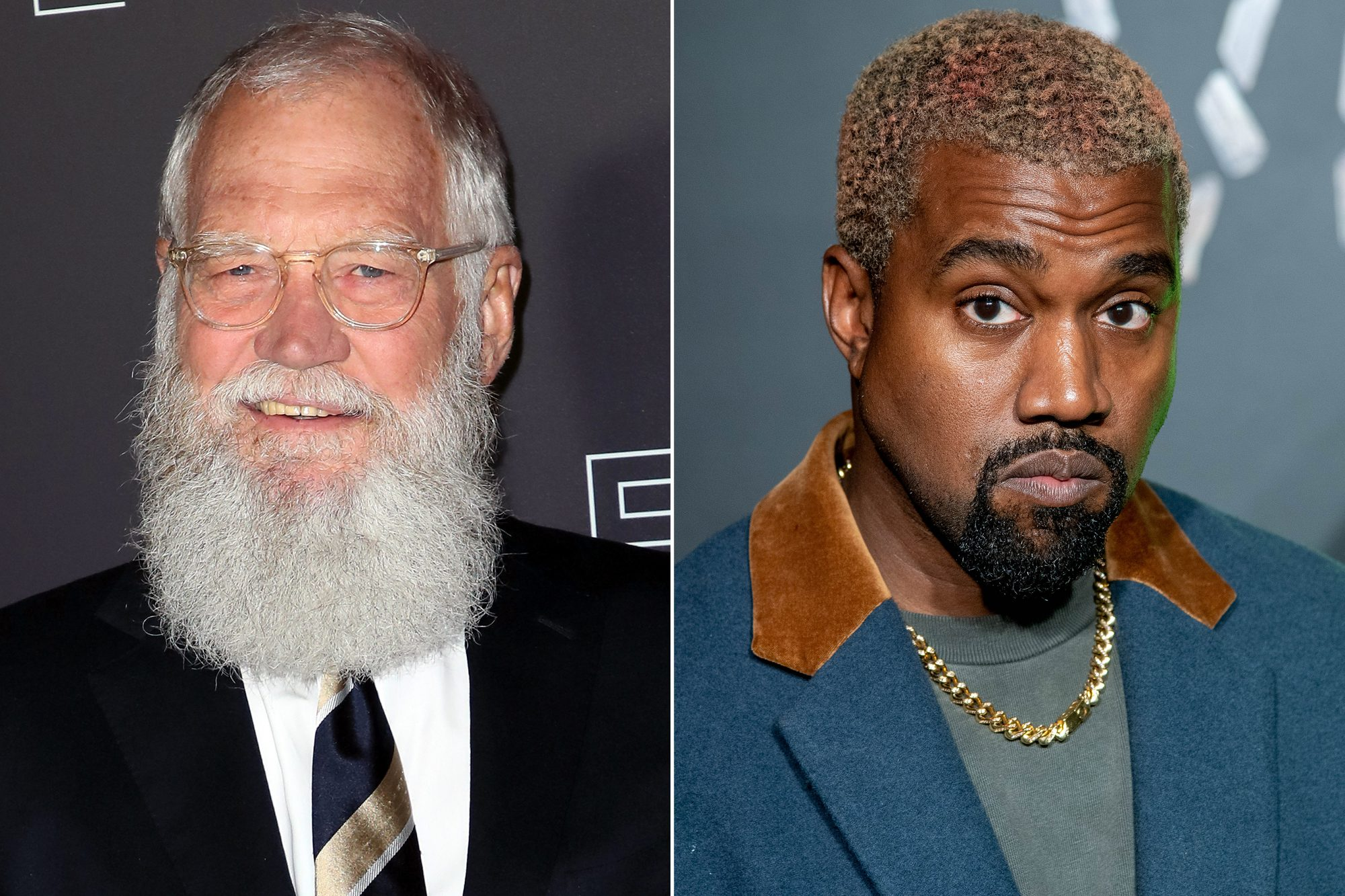 David Letterman, Kanye West