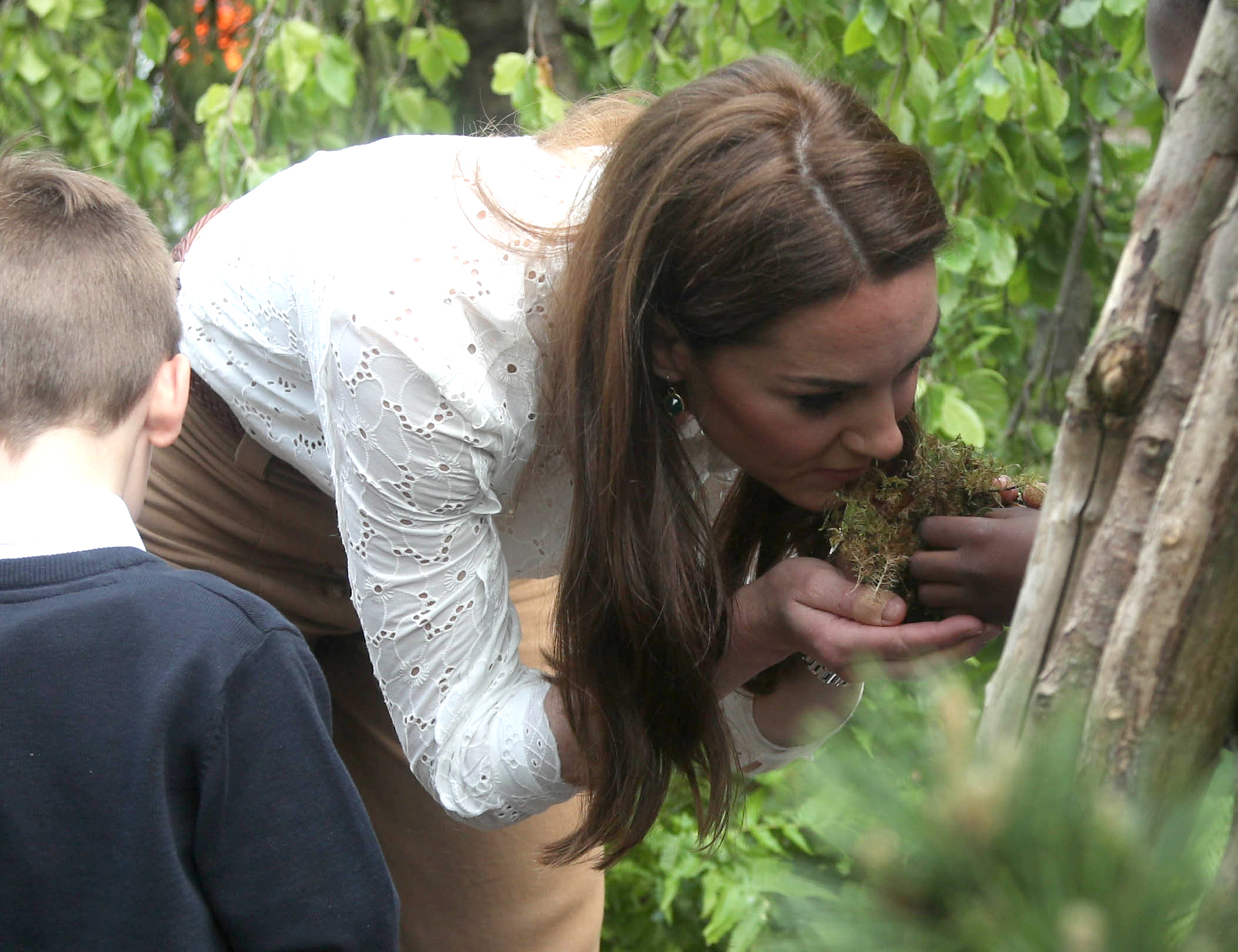 Duchess of Cambridge attends the RHS Chelsea Flower Show