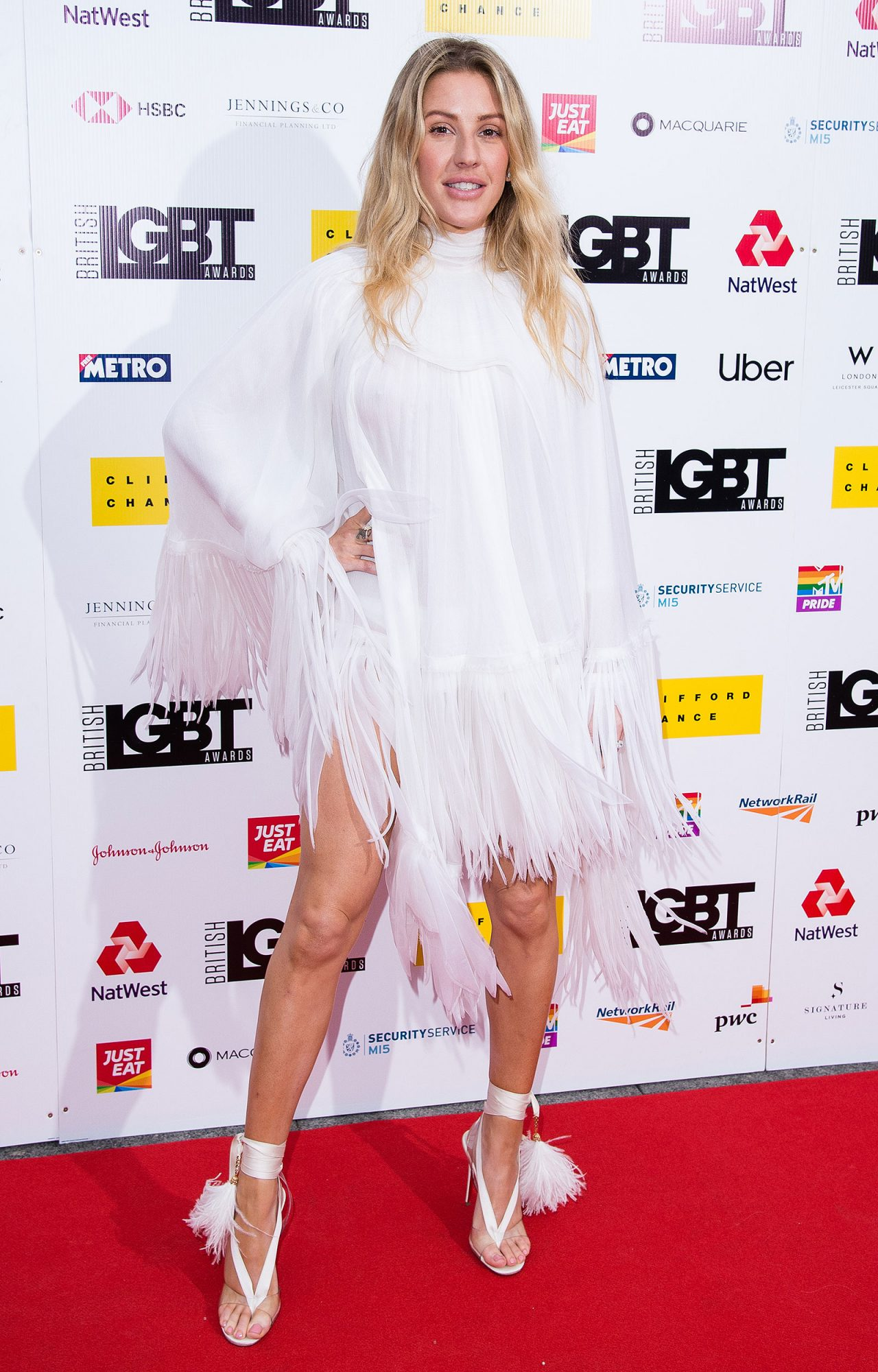British LGBT Awards 2019 - Arrivals