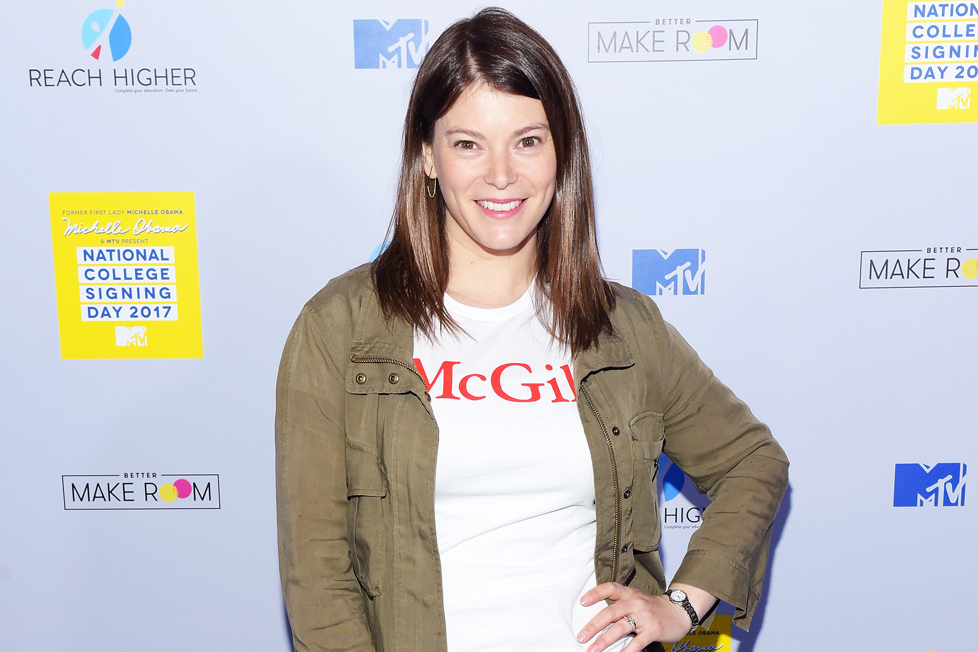 MTV's 2017 College Signing Day With Michelle Obama - Arrivals