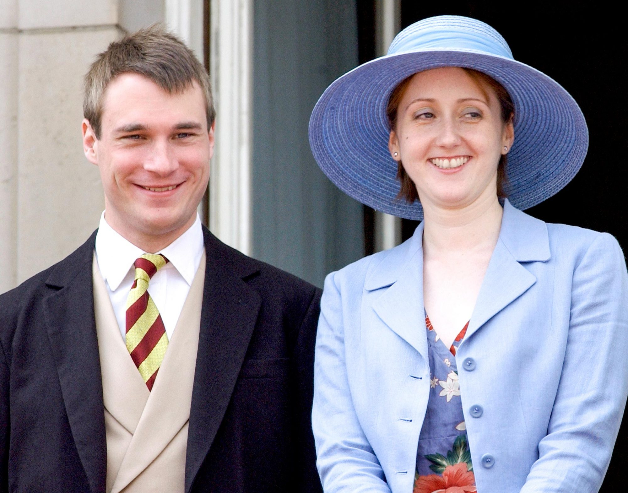 Earl And Countess Of Ulster