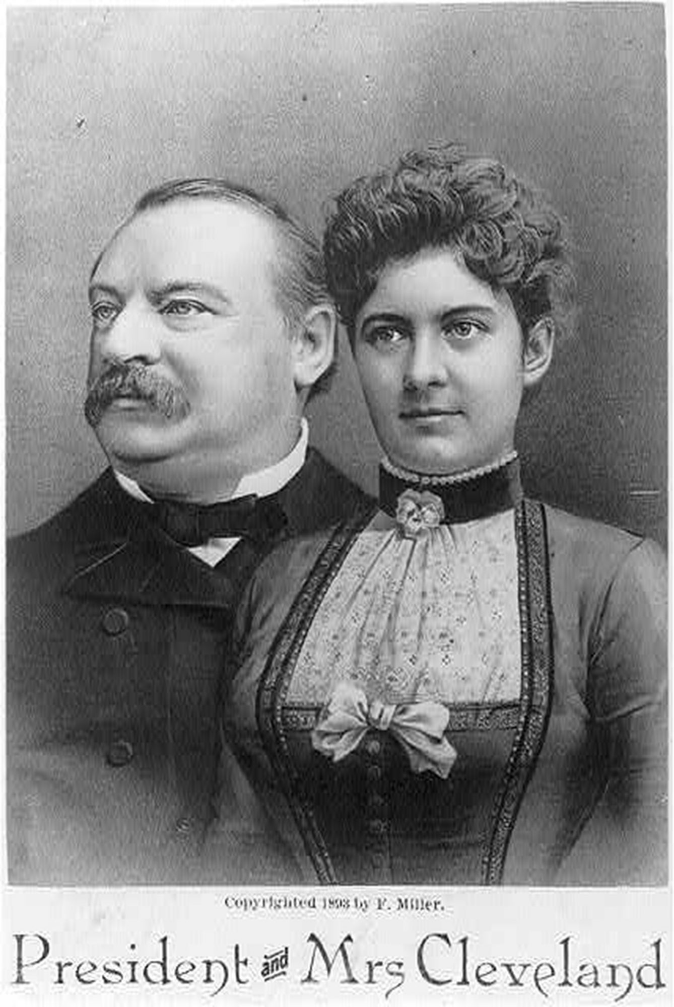 Grover Cleveland Was Only President To Marry In White House People Com
