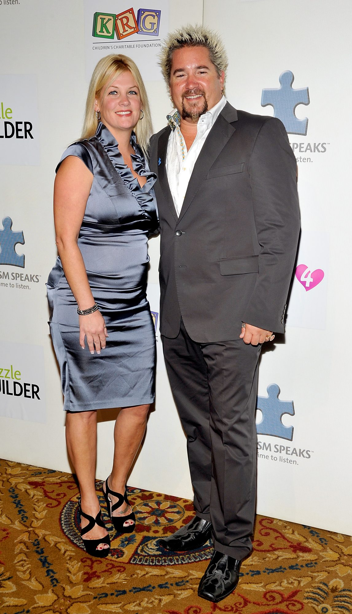 Autism Speaks To Wall Street: 5th Annual Celebrity Chef Gala
