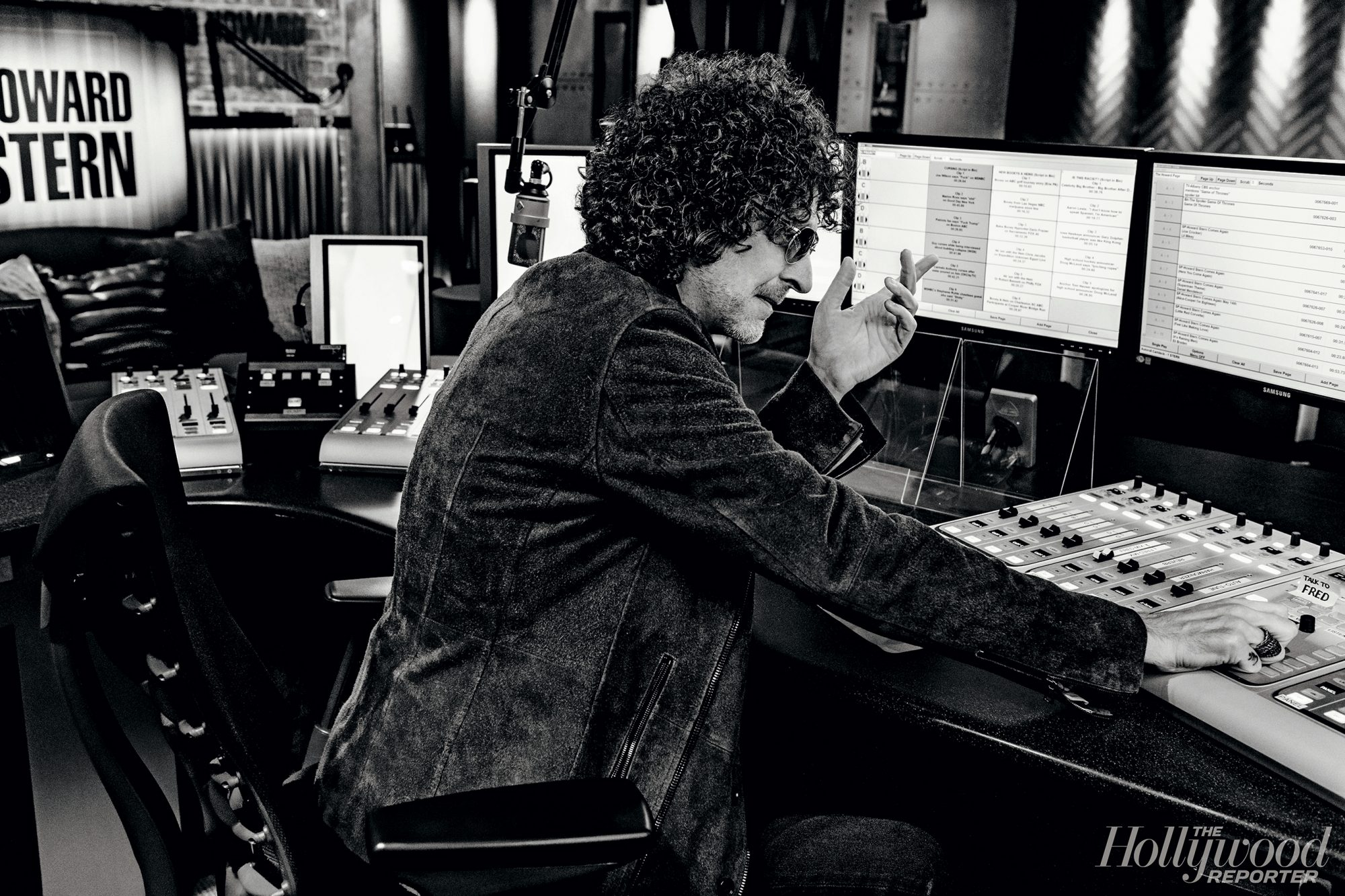 Howard Stern The Hollywood Reporter