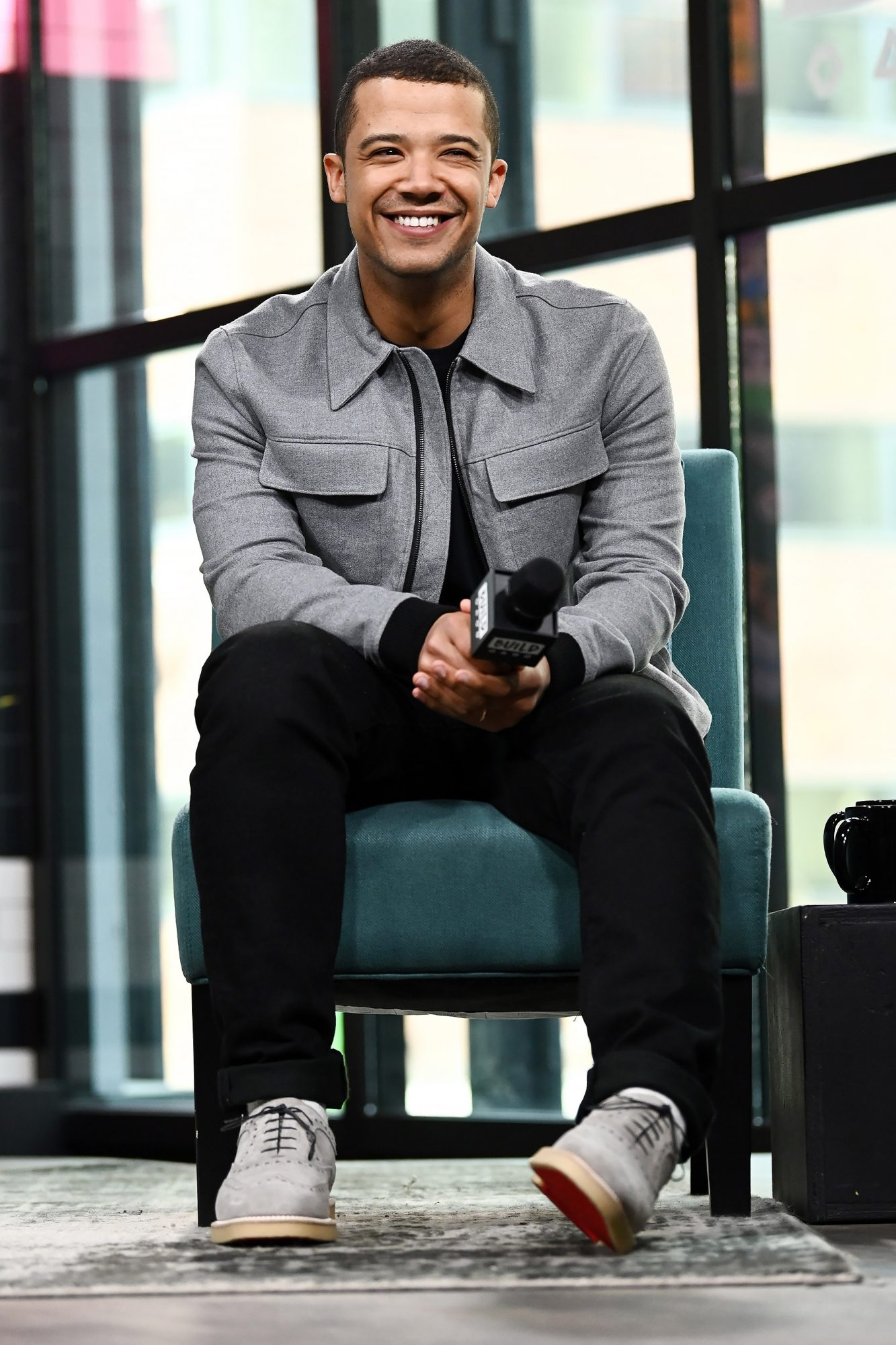 Jacob Anderson aka Raleigh Ritchie
