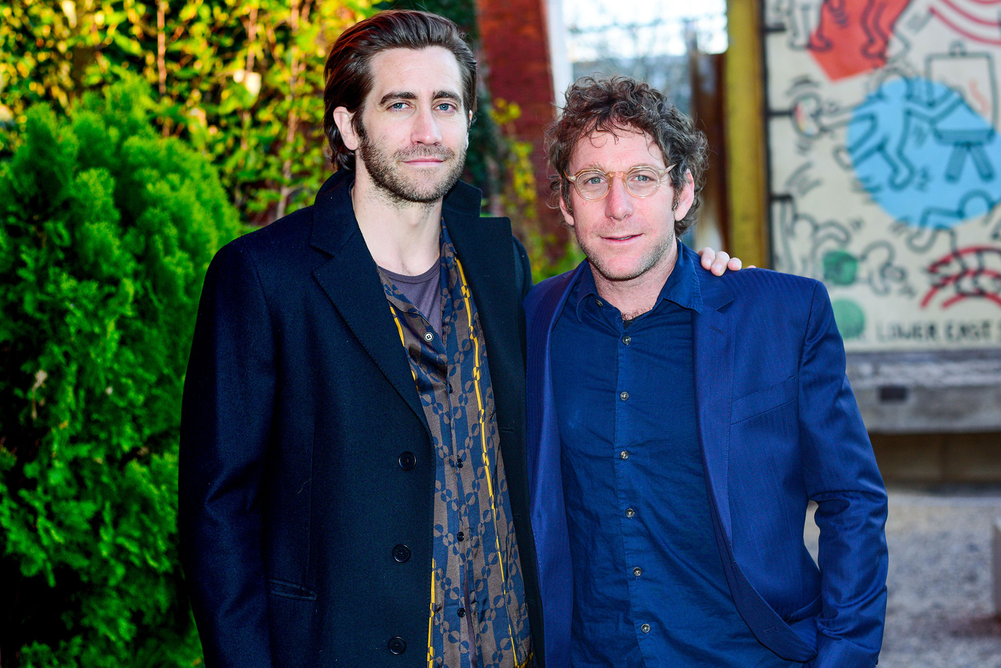 Jake Gyllenhaal, Dustin Yellin Pioneer Works Village Fete, New York, USA - 27 Apr 2019