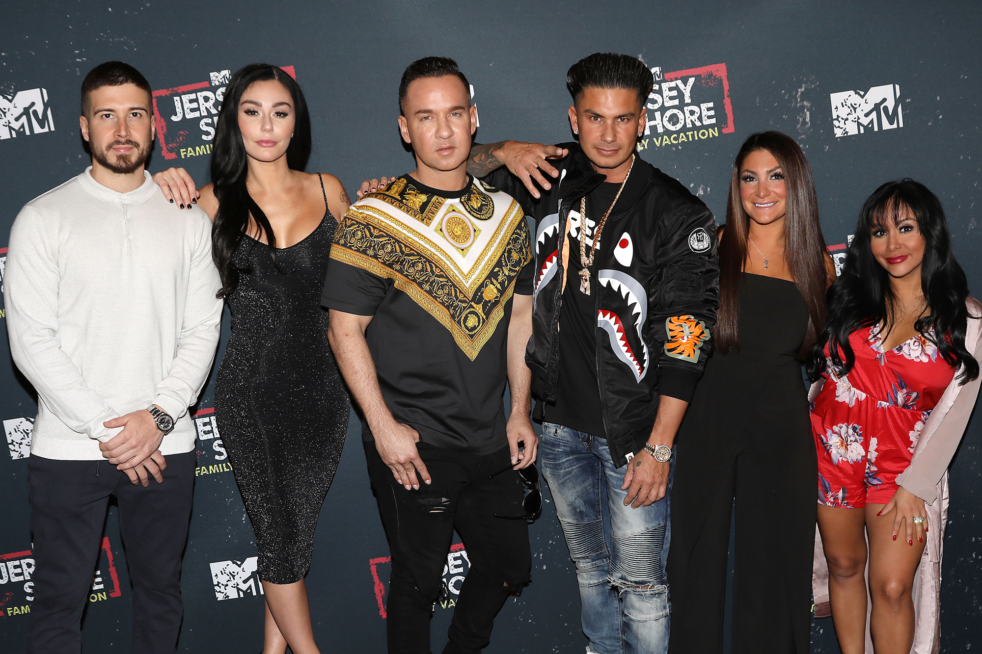 "MTV's ""Jersey Shore Family Vacation"" Premiere Event, New York, USA - 04 Apr 2018"