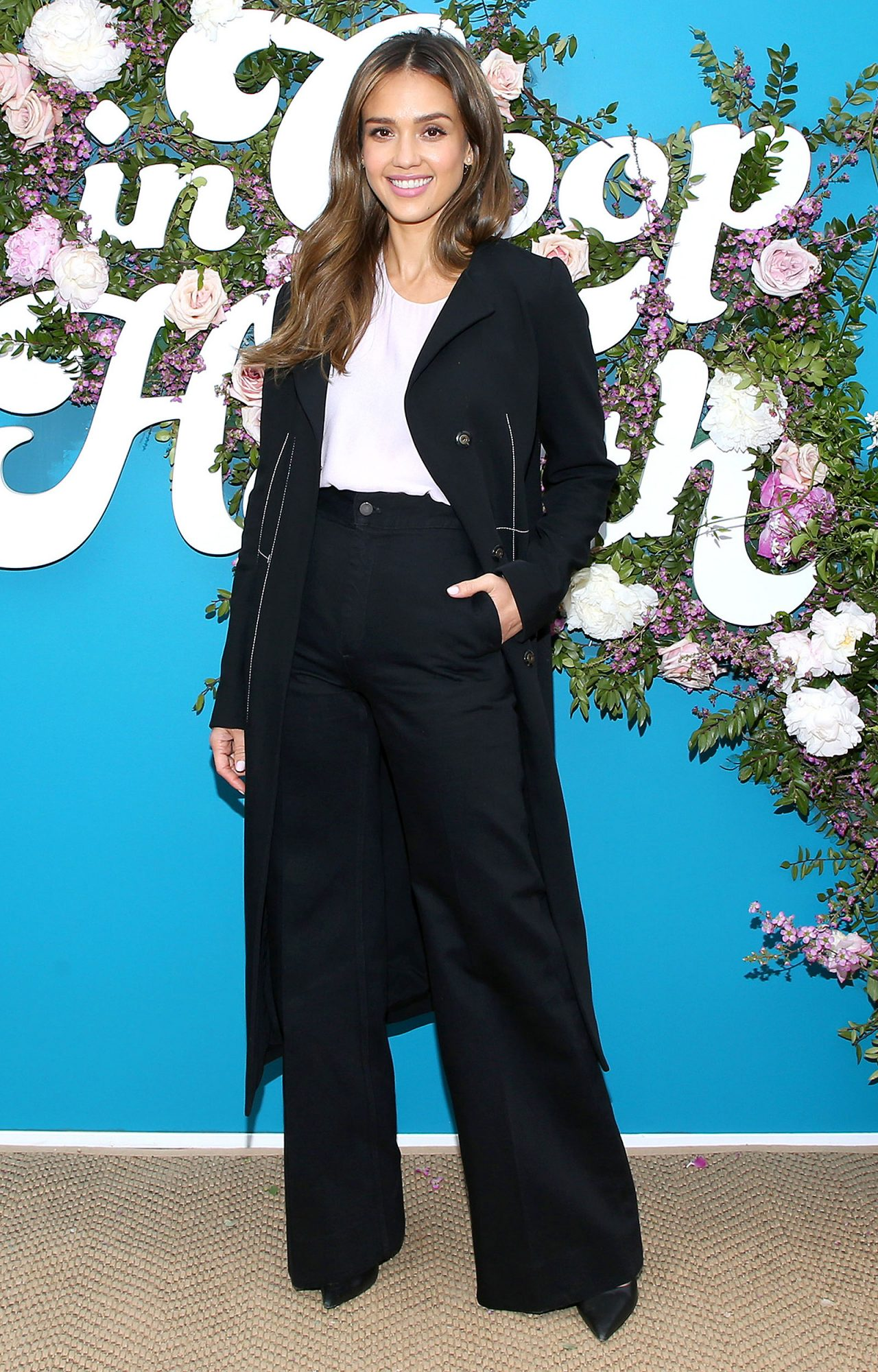 Jessica Alba attends In goop Health Summit Los Angeles