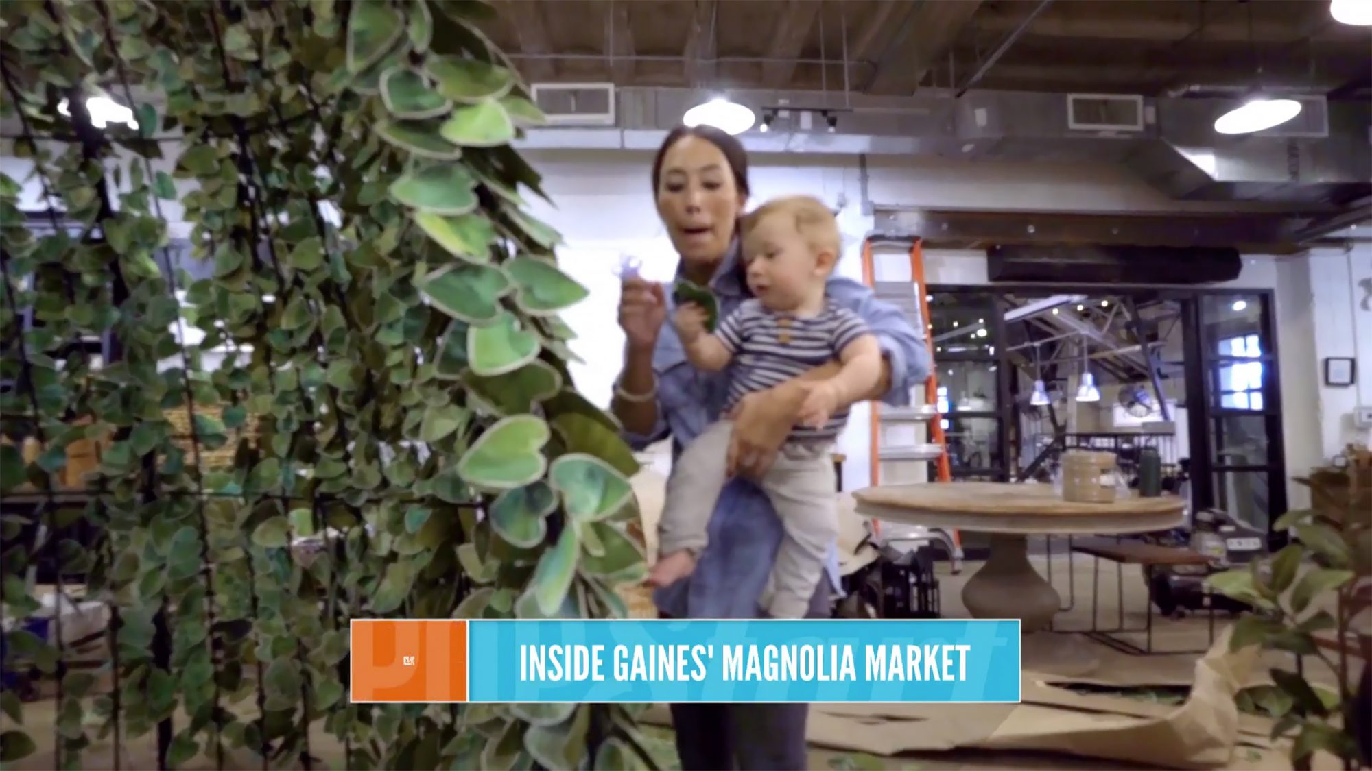 Joanna Gaines explored freedom for the new issue of The Magnolia Journal and created a joint video that explains how she wanted to use the concept for new art installations at Magnolia Market.