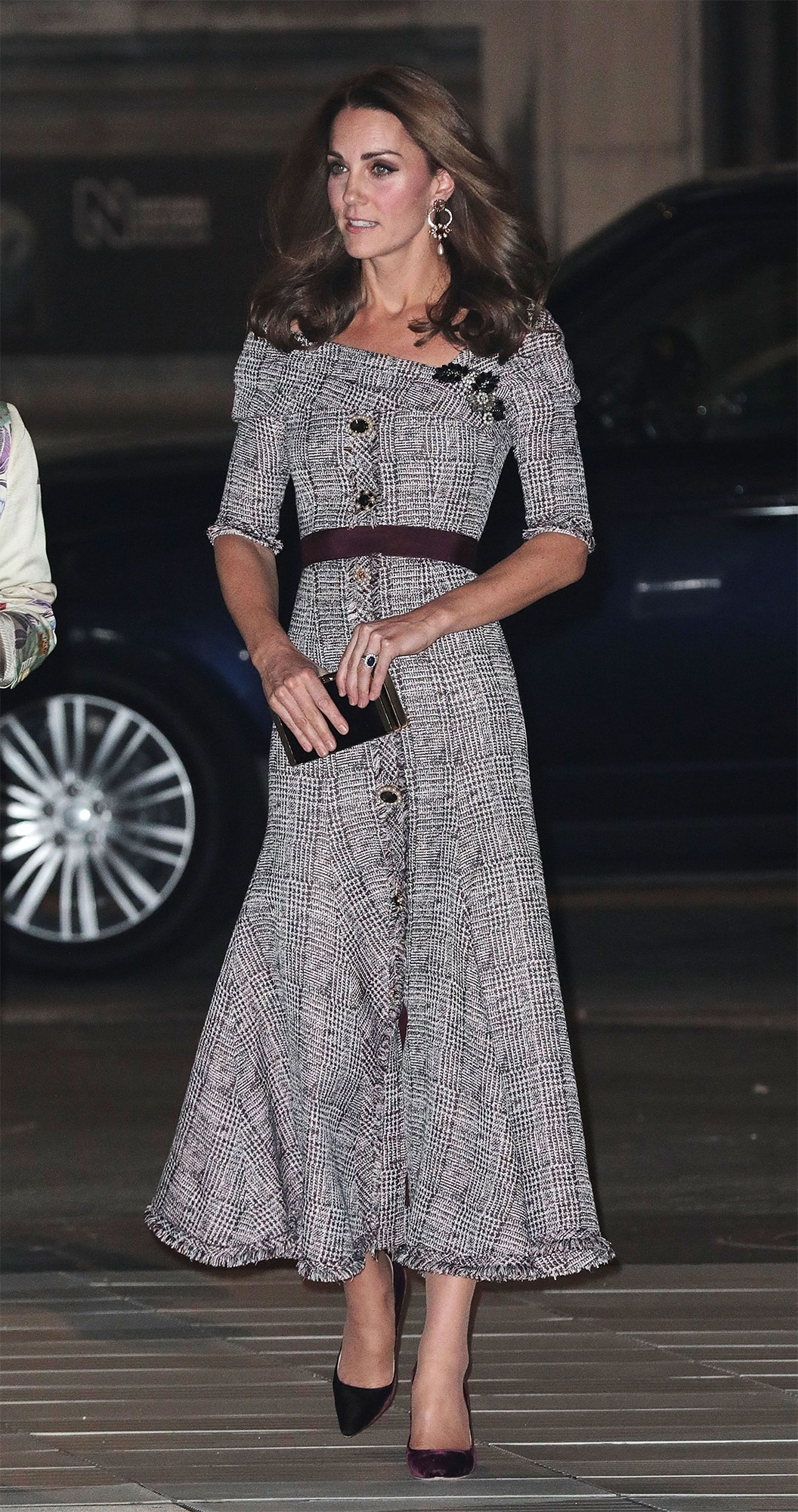 Catherine Duchess of Cambridge opens V&A Photography Centre, London, UK - 10 Oct 2018