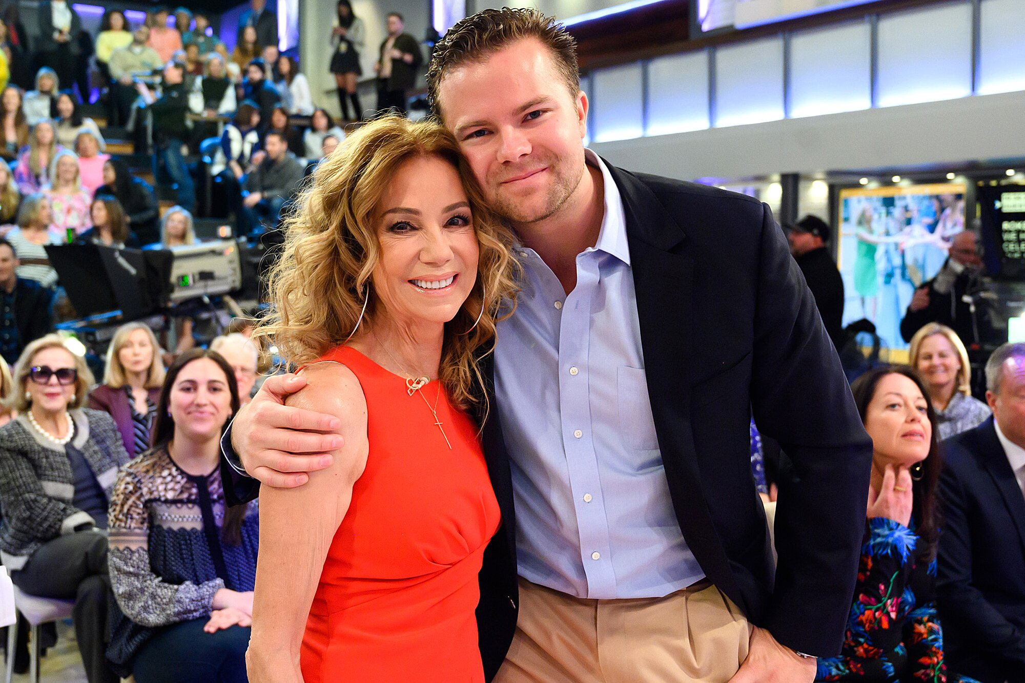 Kathie Lee Gifford and son Cody Gifford