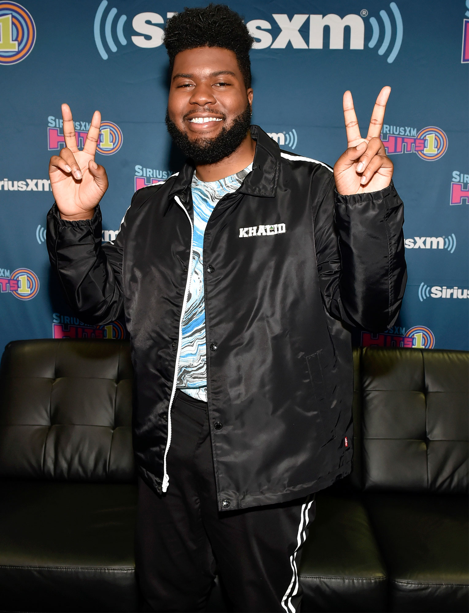 SiriusXM Hits 1 Broadcasts Backstage Leading Up To The Billboard Music Awards At The Grand Garden Arena In Las Vegas