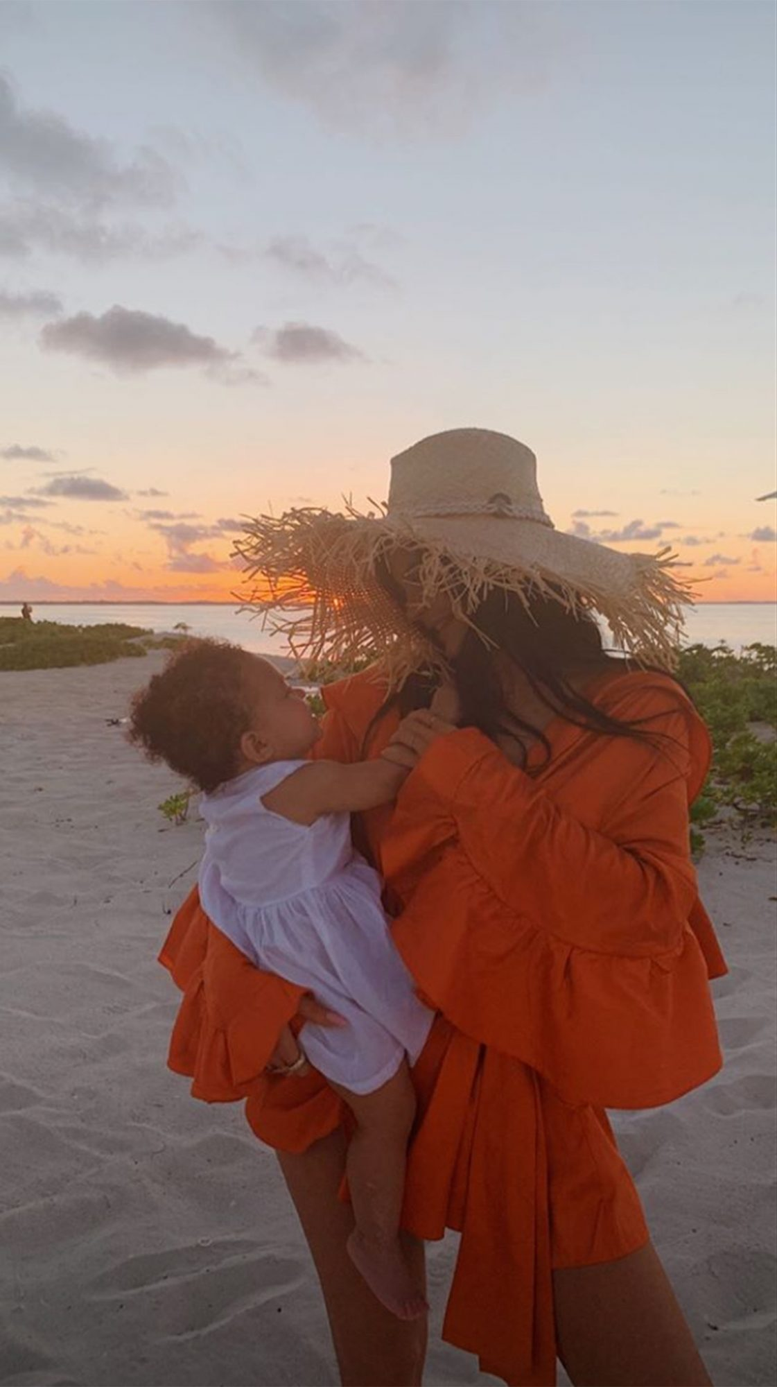 Kylie Jenner Stormi vacationCredit: Kylie Jenner/Instagram