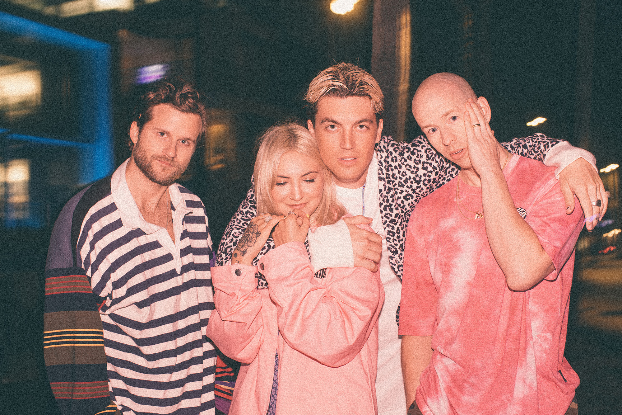 LANY and Julia Michaels