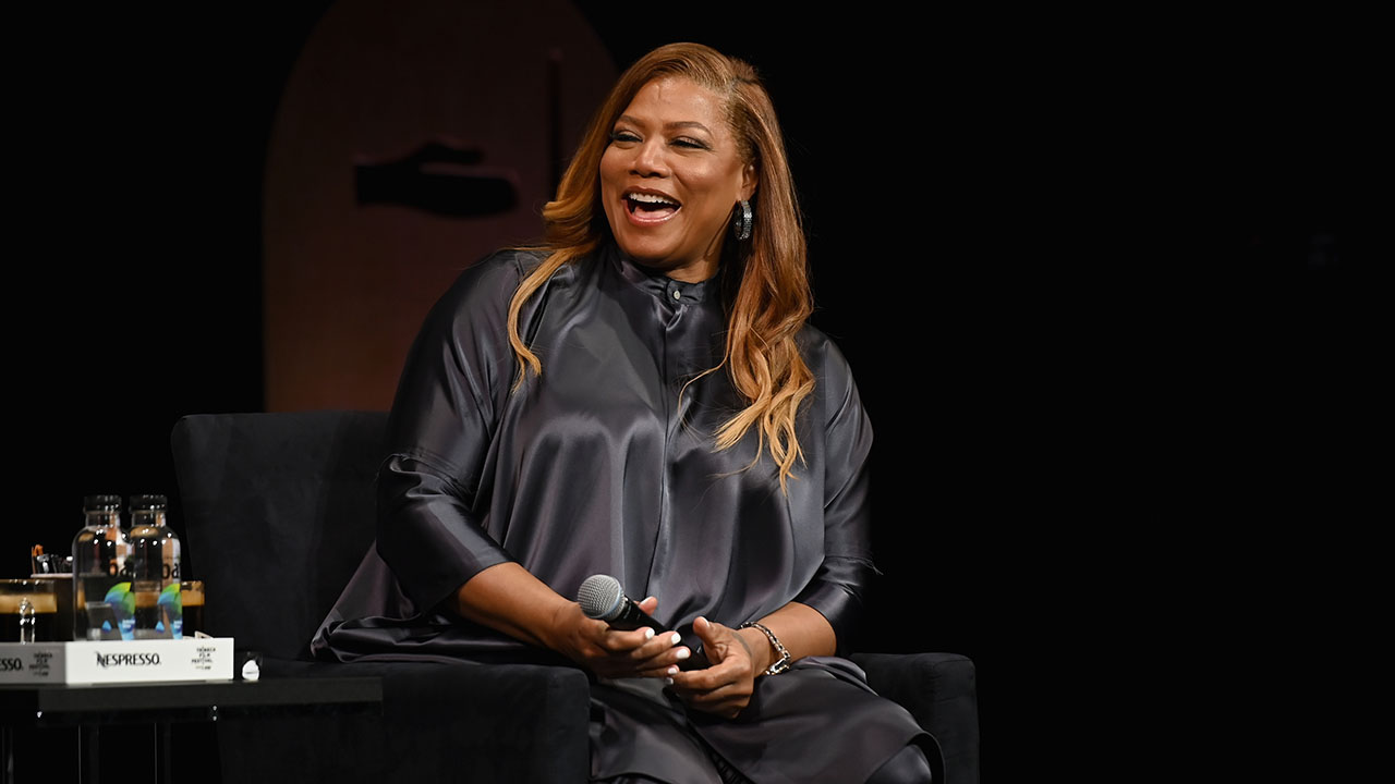 Queen Latifah Reveals What Her Younger Self Would Say to Her Now: 'What Do You Mean We Don't Drink?'