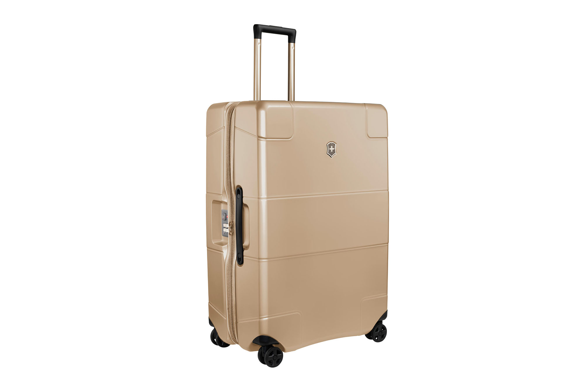 BEST FULL-SIZE SUITCASE: Victorinox Lexicon Hardside