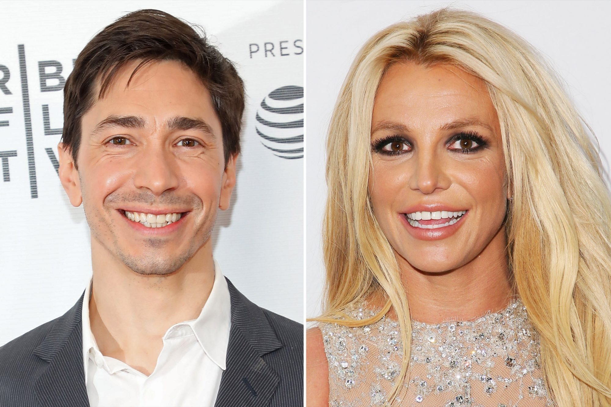 britney spears and justin long