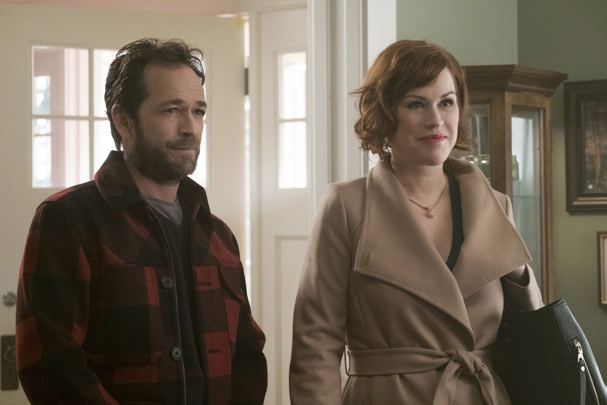 luke perry molly ringwald riverdale