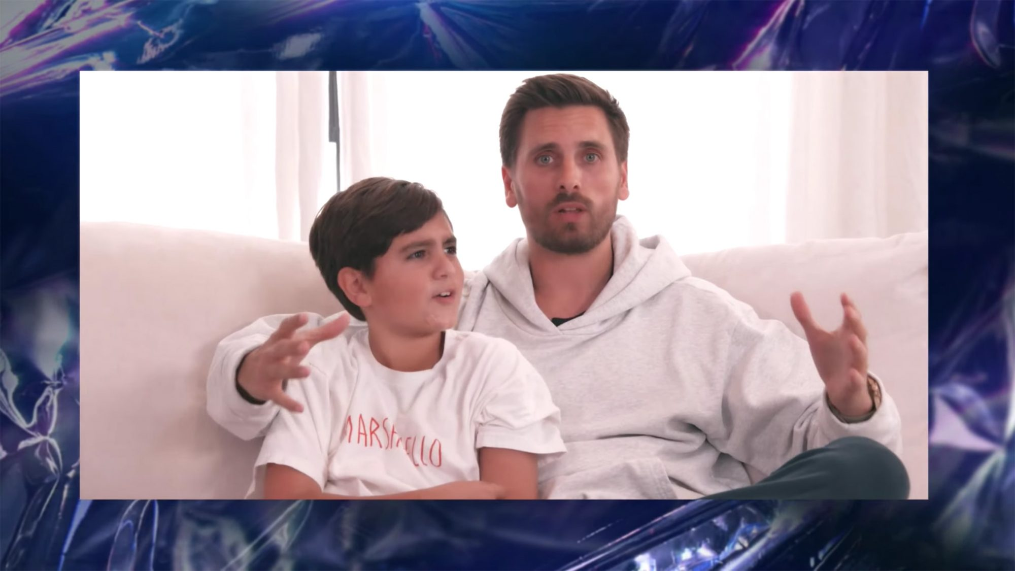 Mason Disick on Keeping Up With The Kardashians