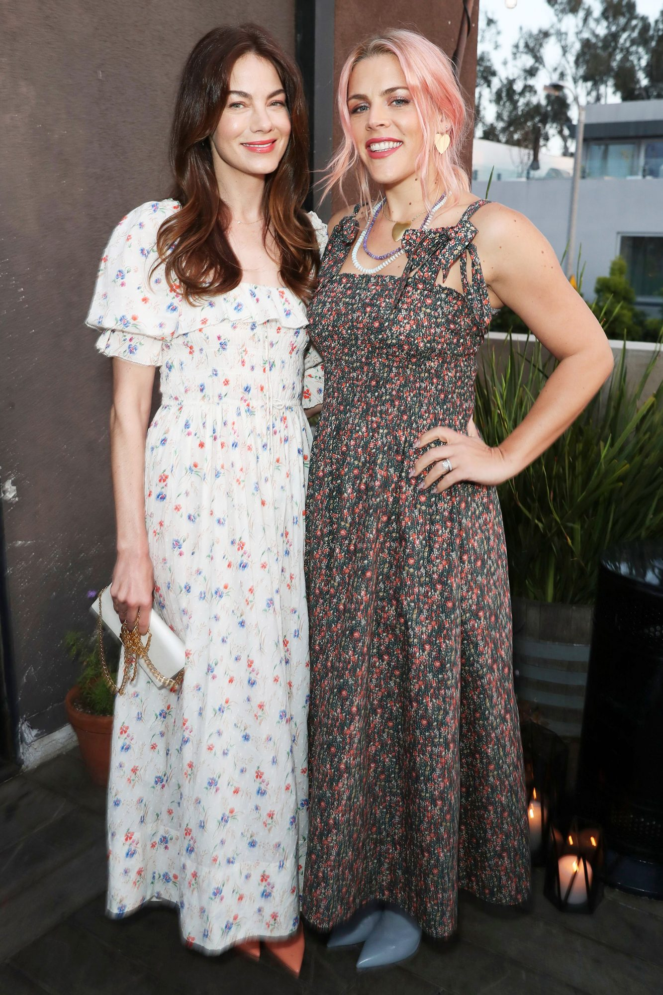 Michelle Monaghan and Busy Philipps