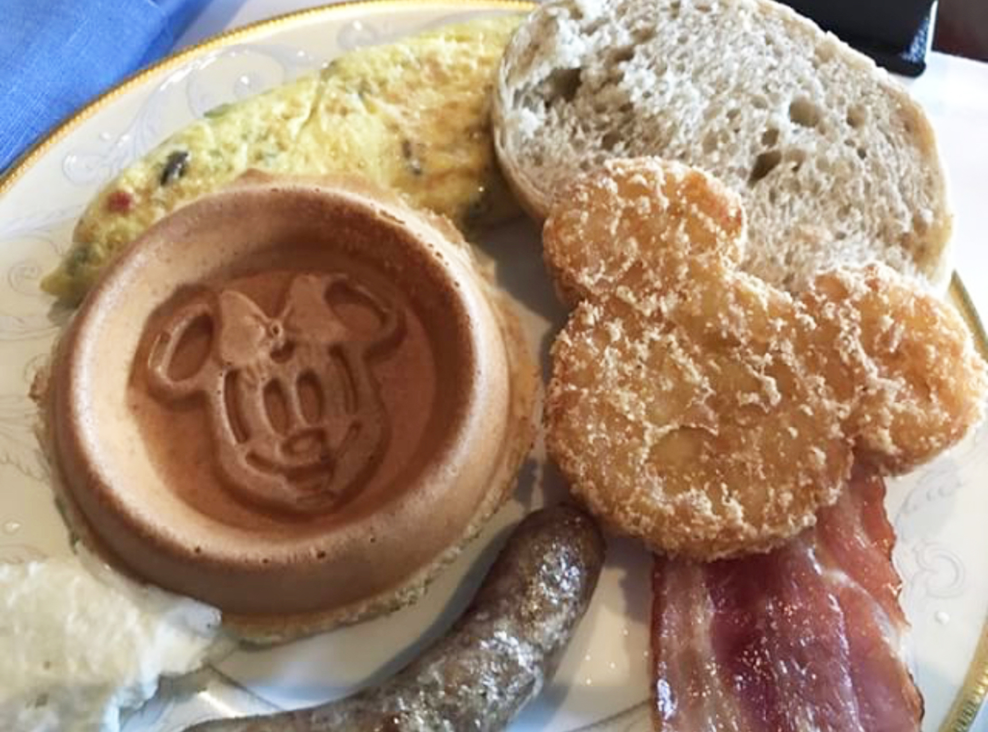 Hashbrown (attached; credit @fastpass_shopping)