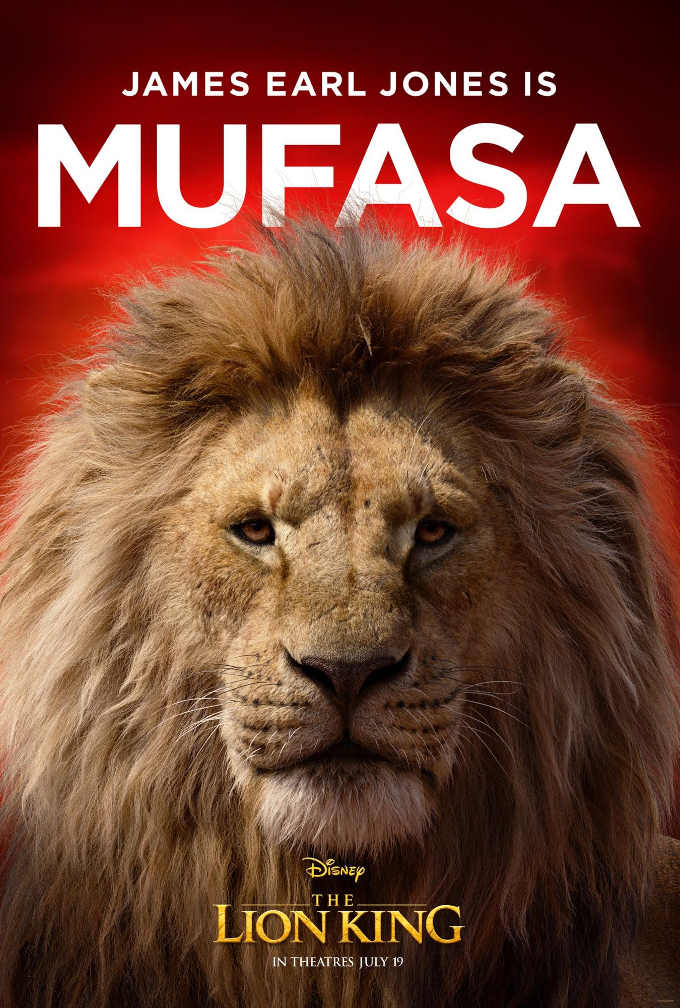 The Lion King Rises See All The Character Posters For The Live Action Film People Com